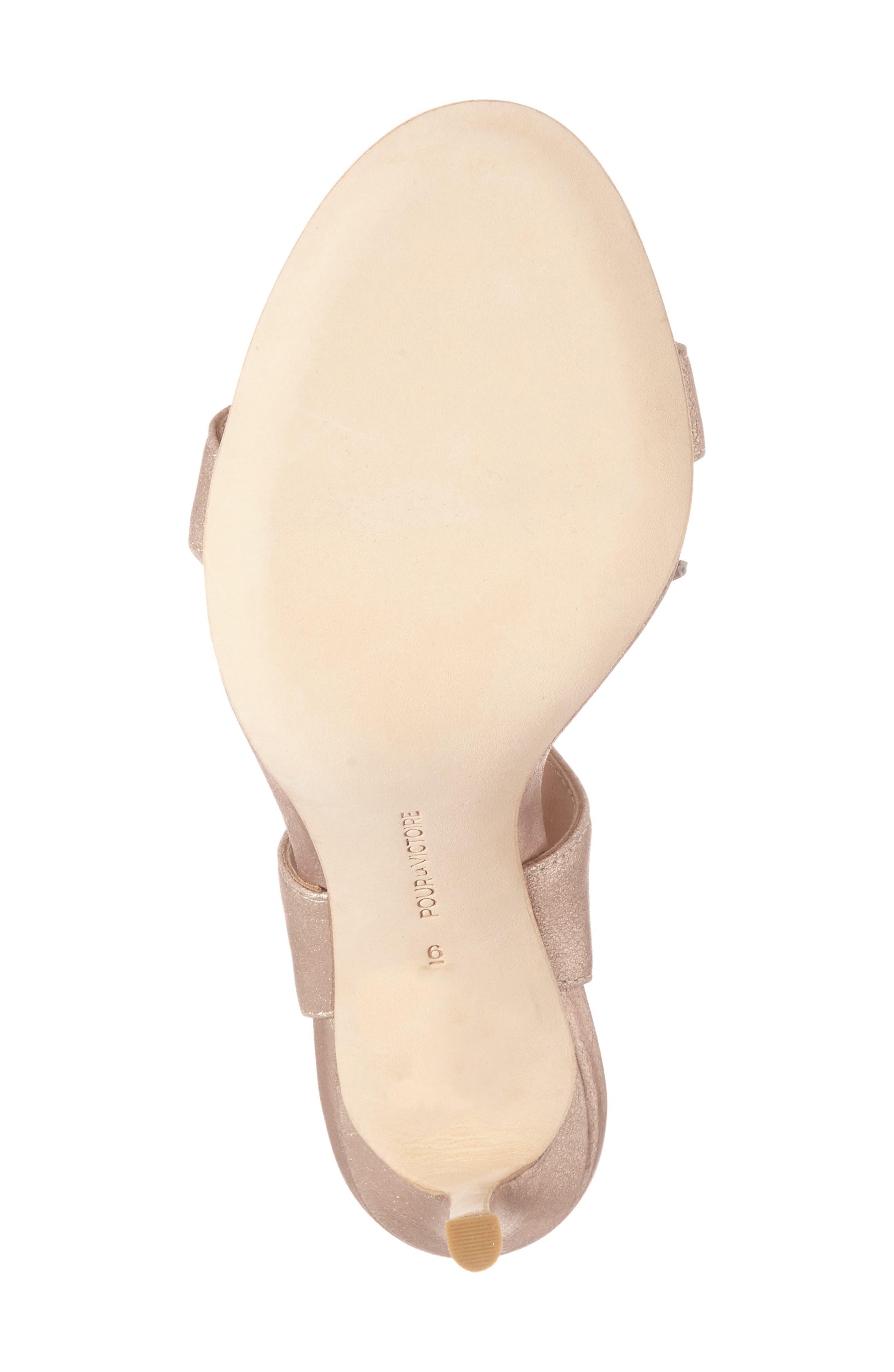 Alternate Image 4  - Pour la Victorie 'Elisa' Sandal (Women)