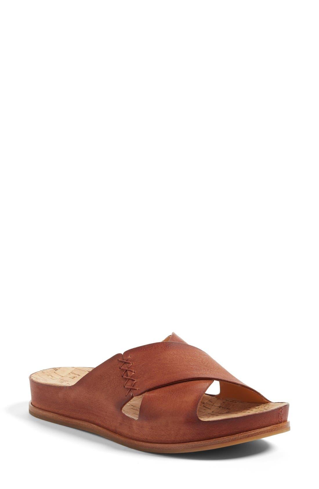 Alternate Image 1 Selected - Kork-Ease® Amboy Slide Sandal (Women)