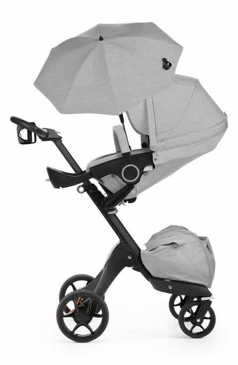 Stokke Xplory® True Black Stroller