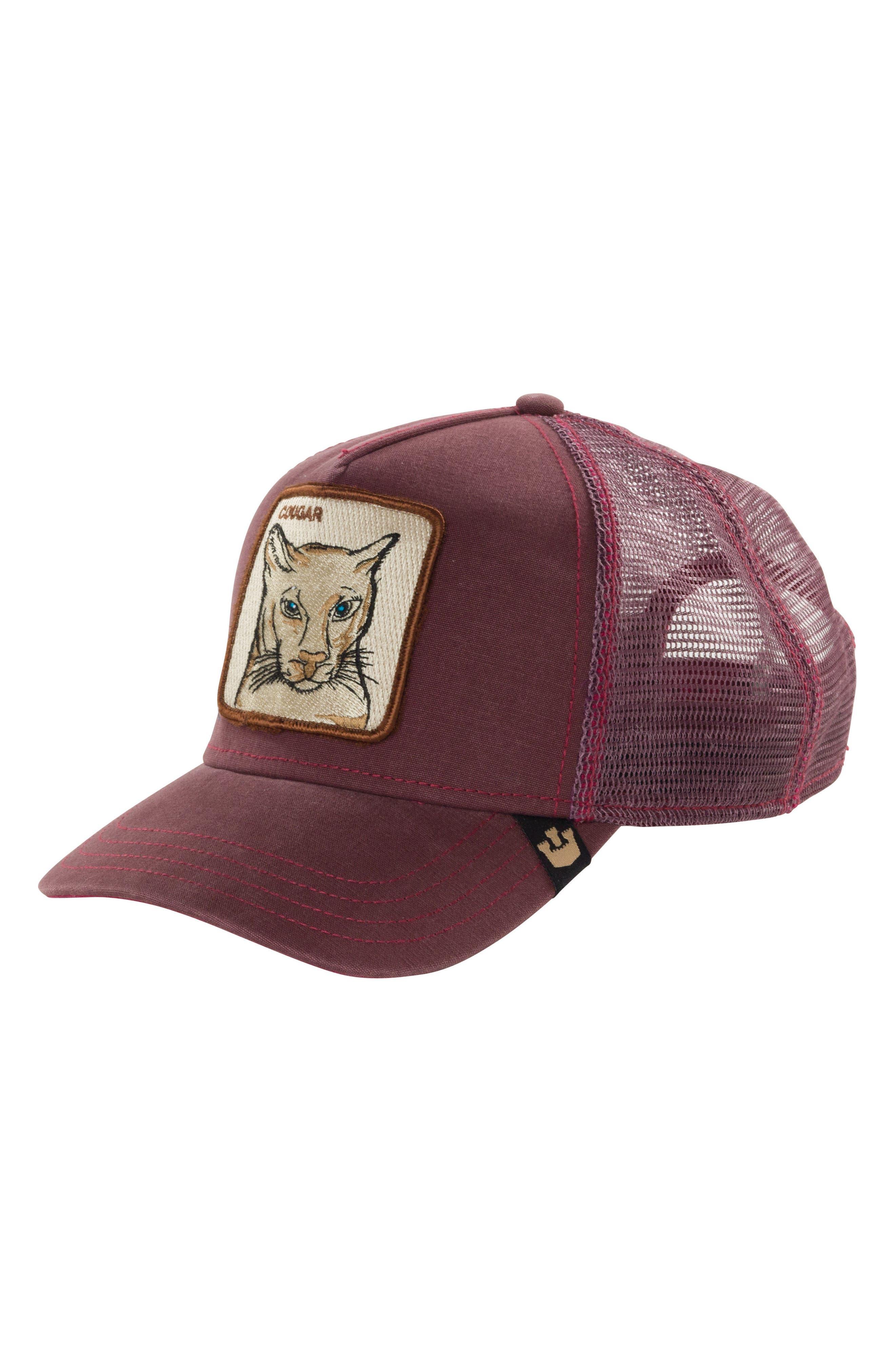 Goorin Brothers 'Animal Farm - Cougar' Trucker Hat