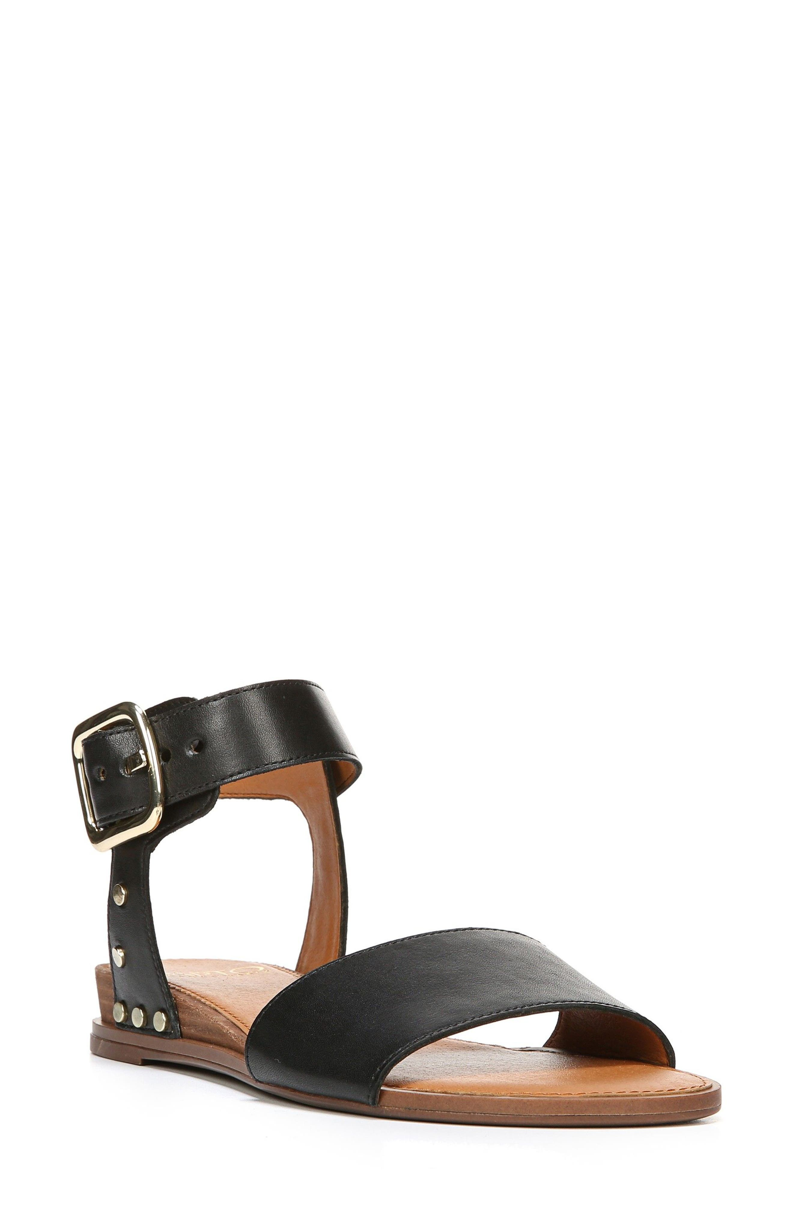 SARTO by Franco Sarto Park Ankle Strap Sandal (Women)