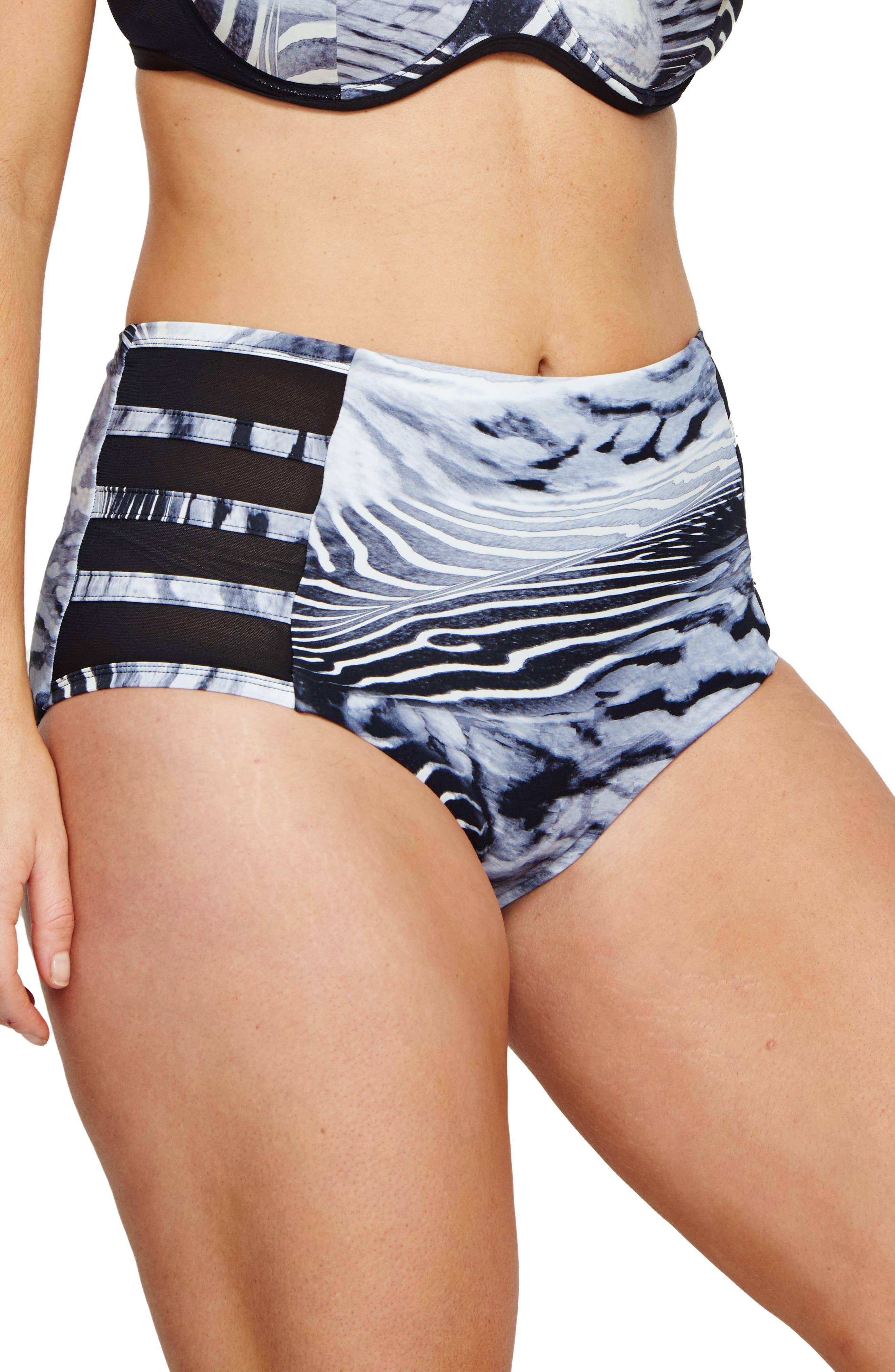 ROBYN LAWLEY Lucia High Waist Bikini Bottoms