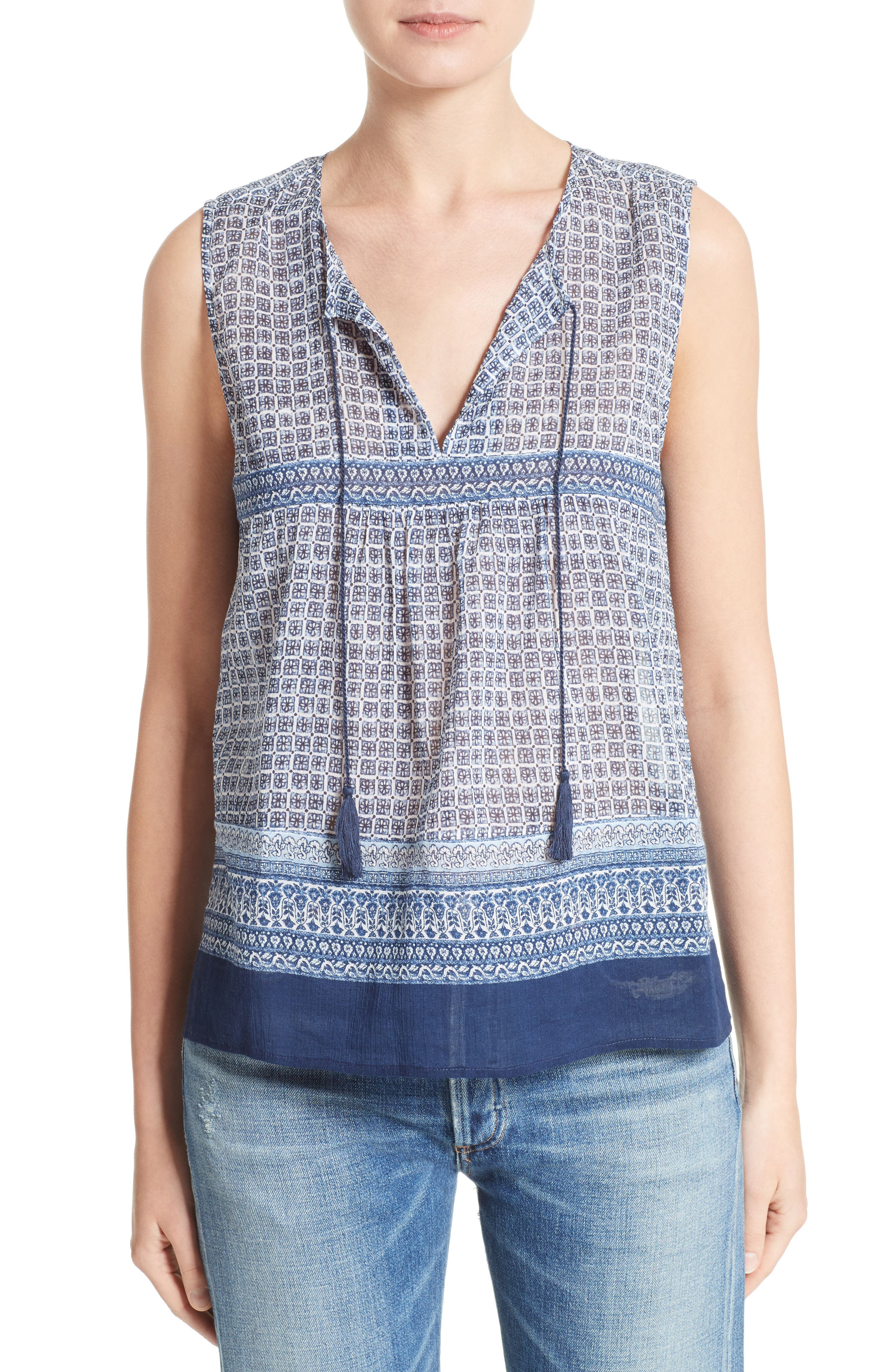 Soft Joie Adralina Cotton Tank