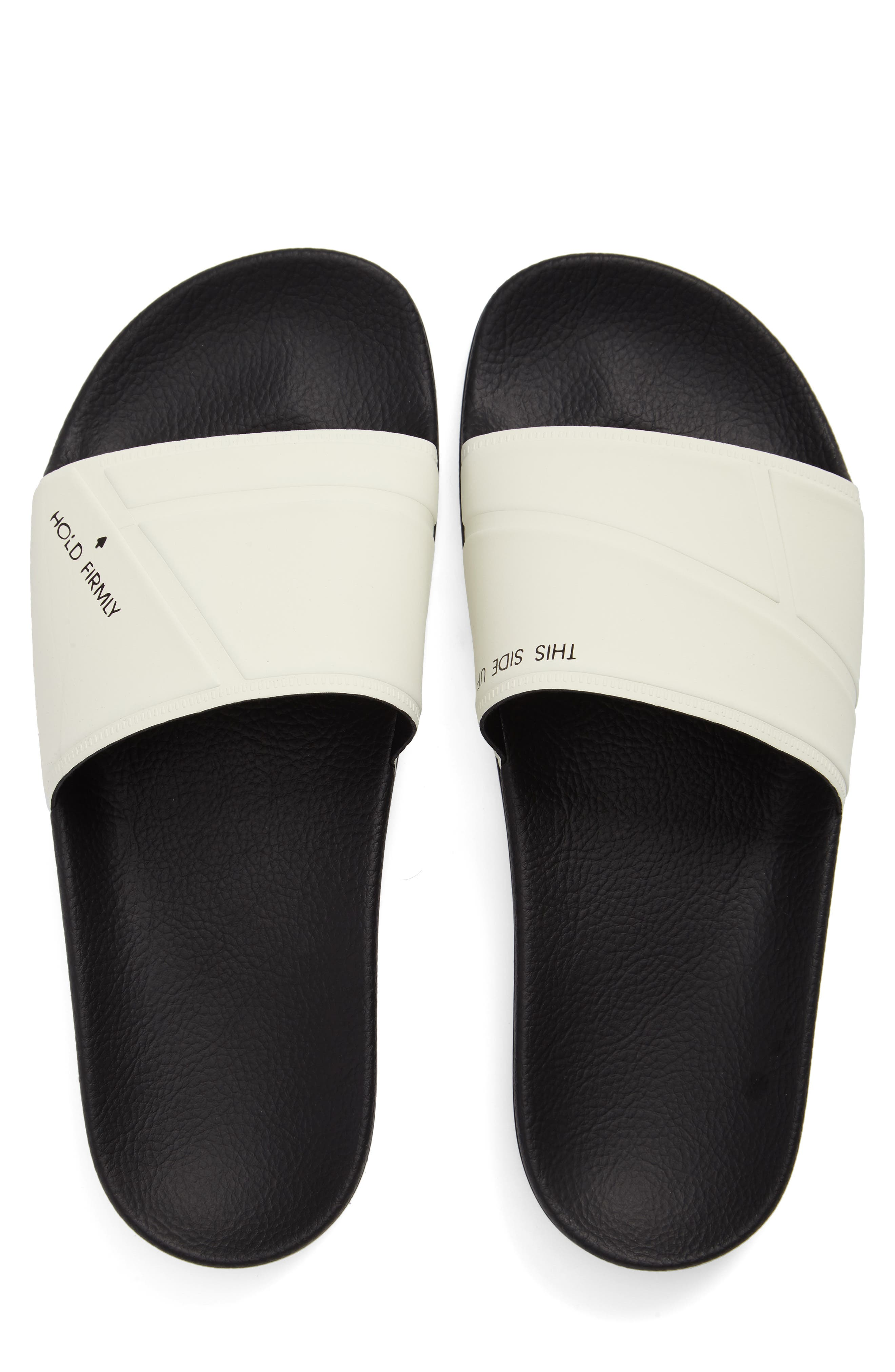 Alternate Image 1 Selected - adidas by Raf Simons Bunny Adilette Slide Sandal (Men)