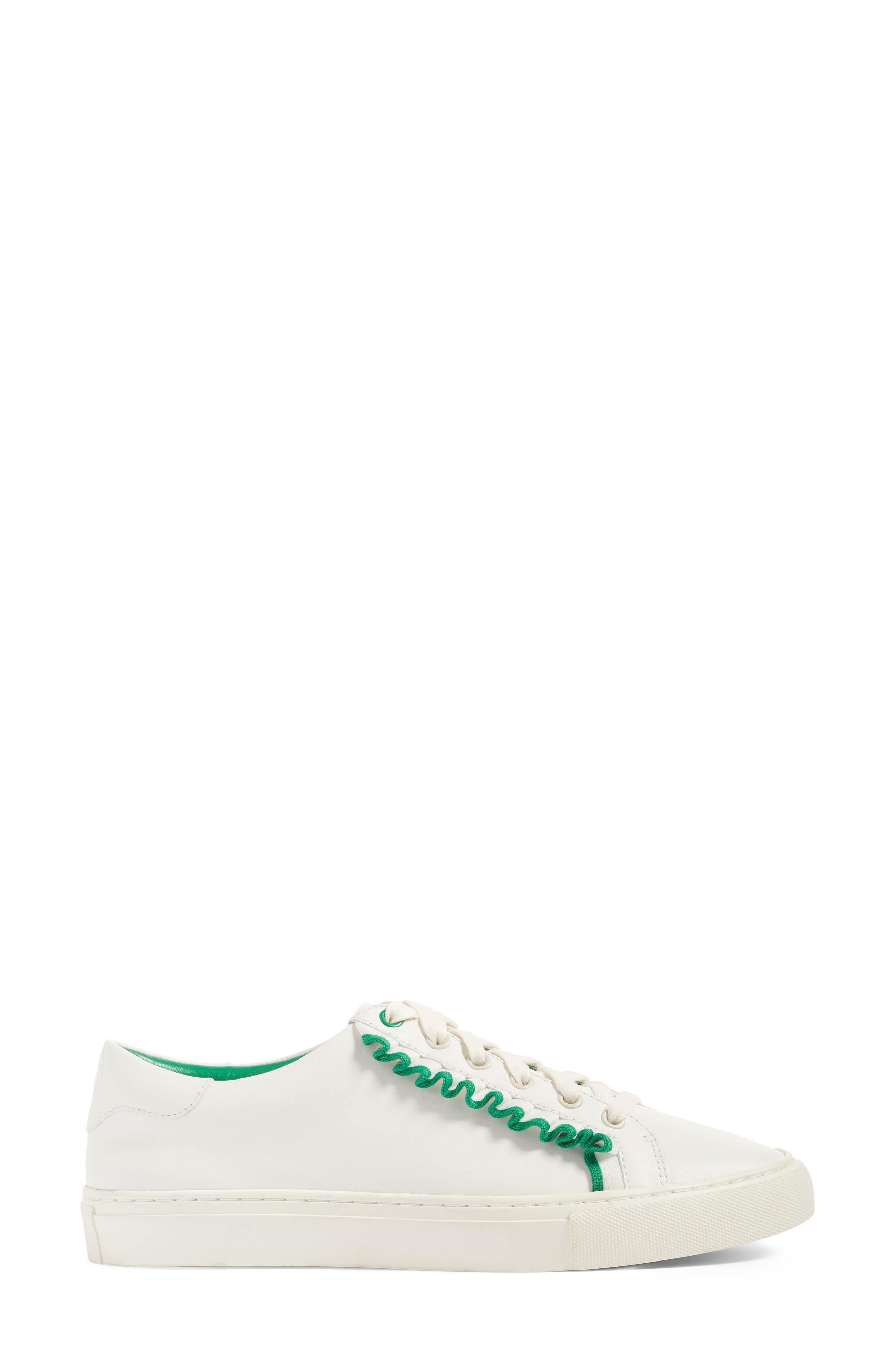 Alternate Image 4  - Tory Sport Ruffle Sneaker (Women)