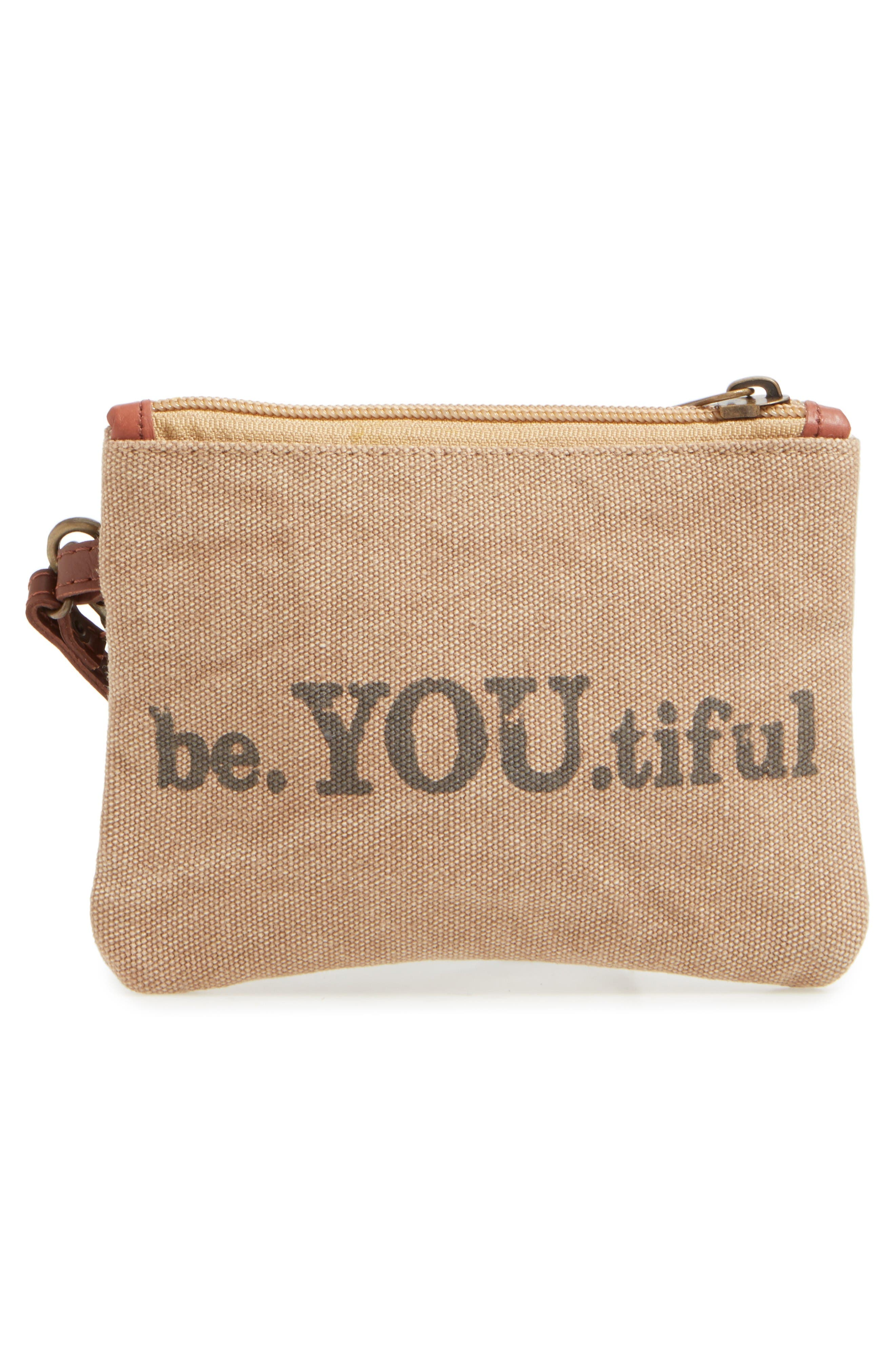 Alternate Image 4  - Primitives by Kathy Be.YOU.tiful Coin Purse
