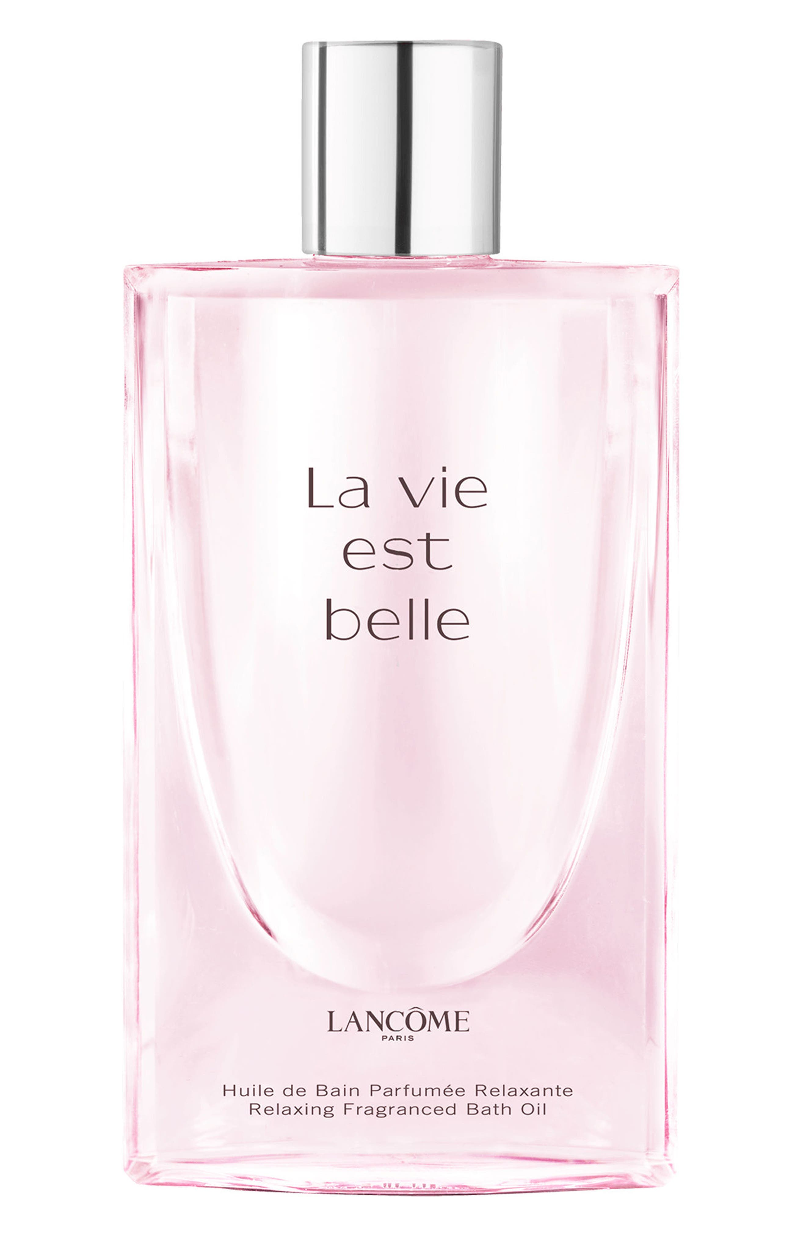 Lancôme La Vie est Belle Relaxing Fragrance Bath Oil