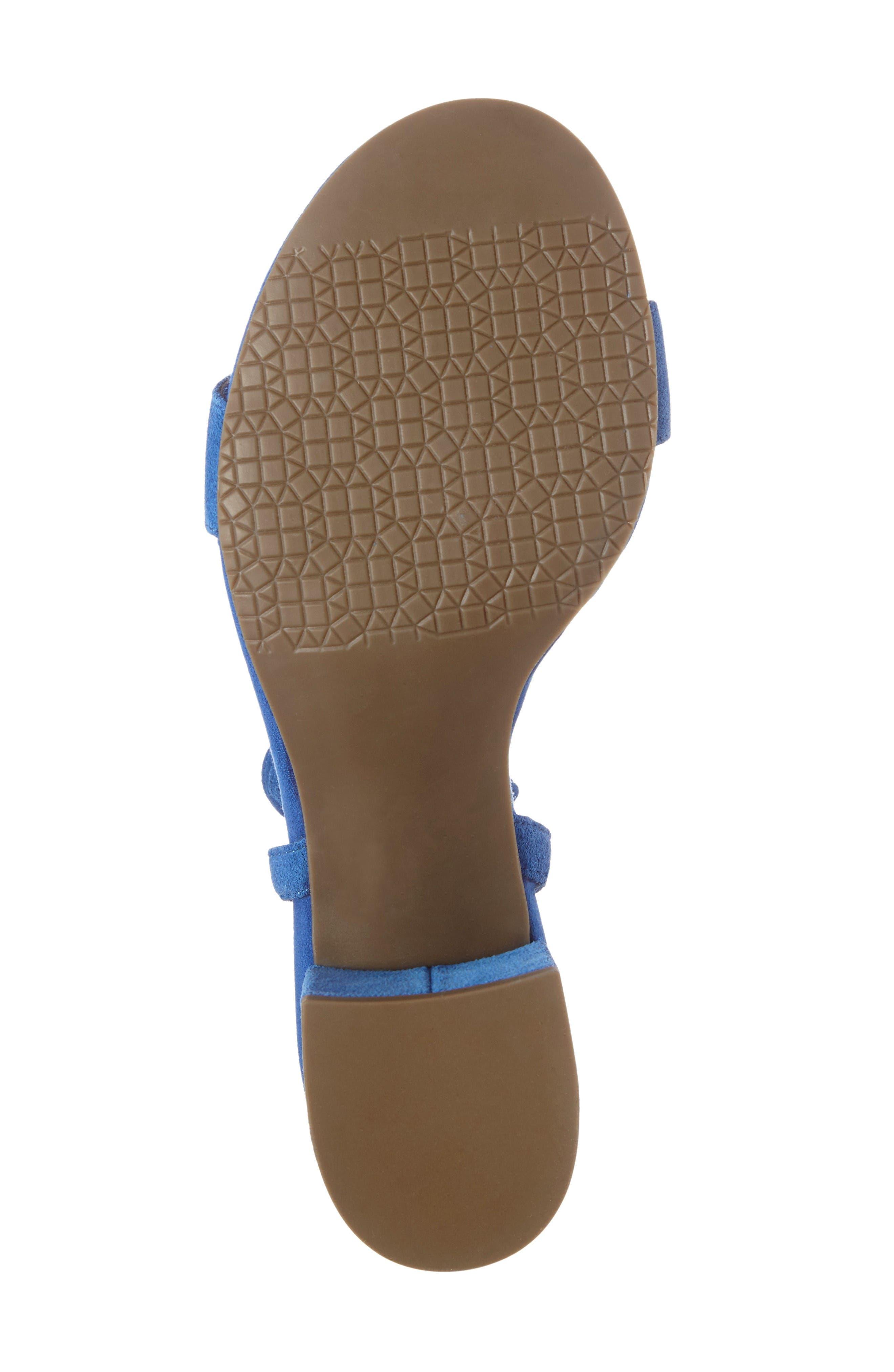 Alternate Image 5  - BP. Karla Block Heel Ankle Wrap Sandal (Women)