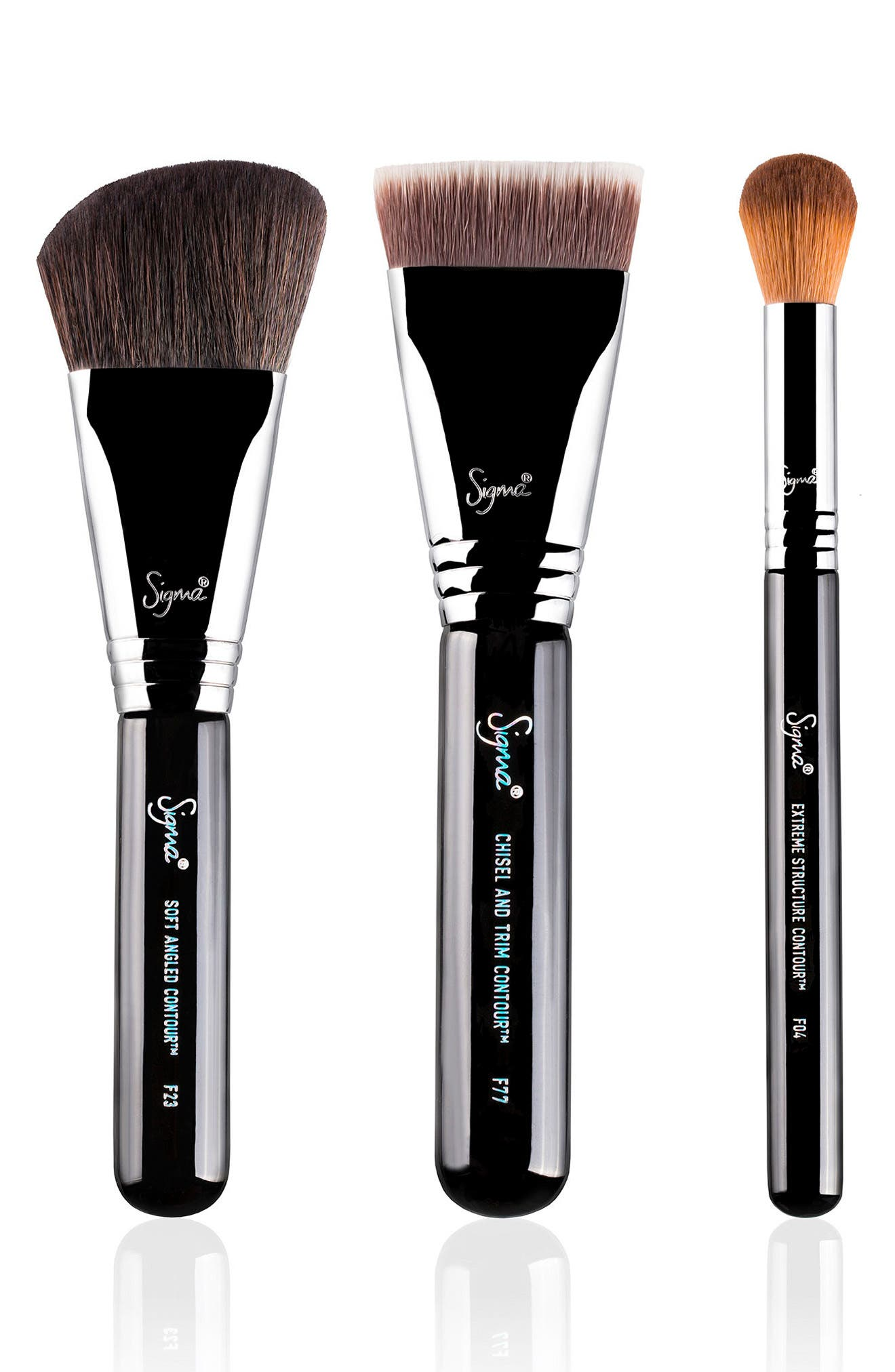Sigma Beauty Contour Expert Brush Set ($71 Value)