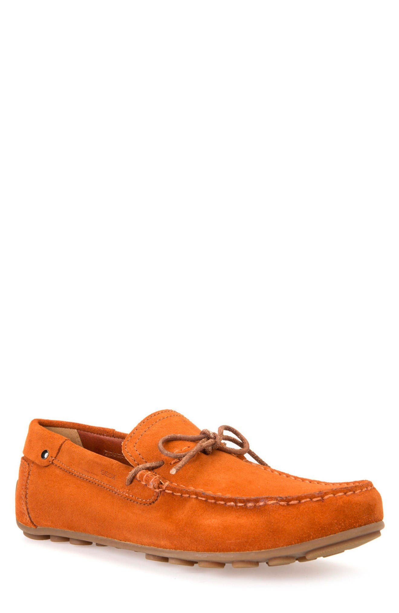 Geox 'Giona 3' Driving Shoe (Men)