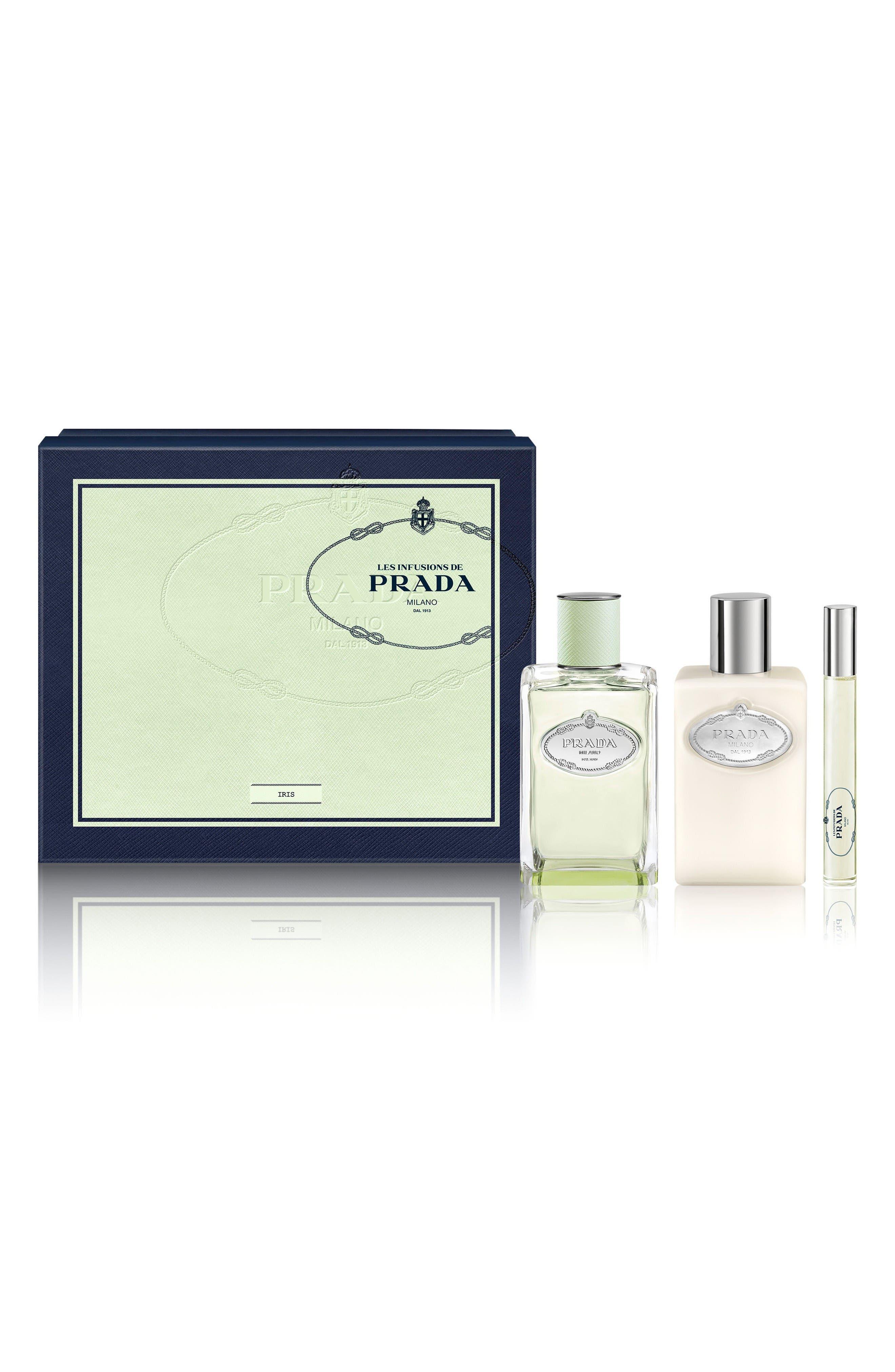Prada Les Infusions d'Iris Eau de Parfum Set (Limited Edition) ($198 Value)
