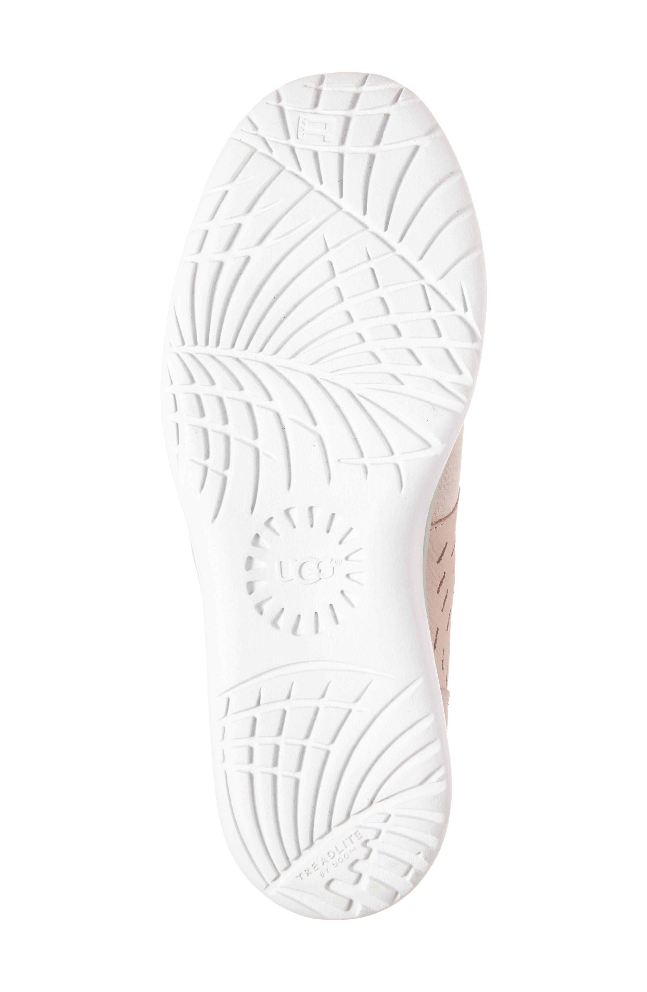 Alternate Image 6  - UGG® Islay High Top Sneaker (Women)