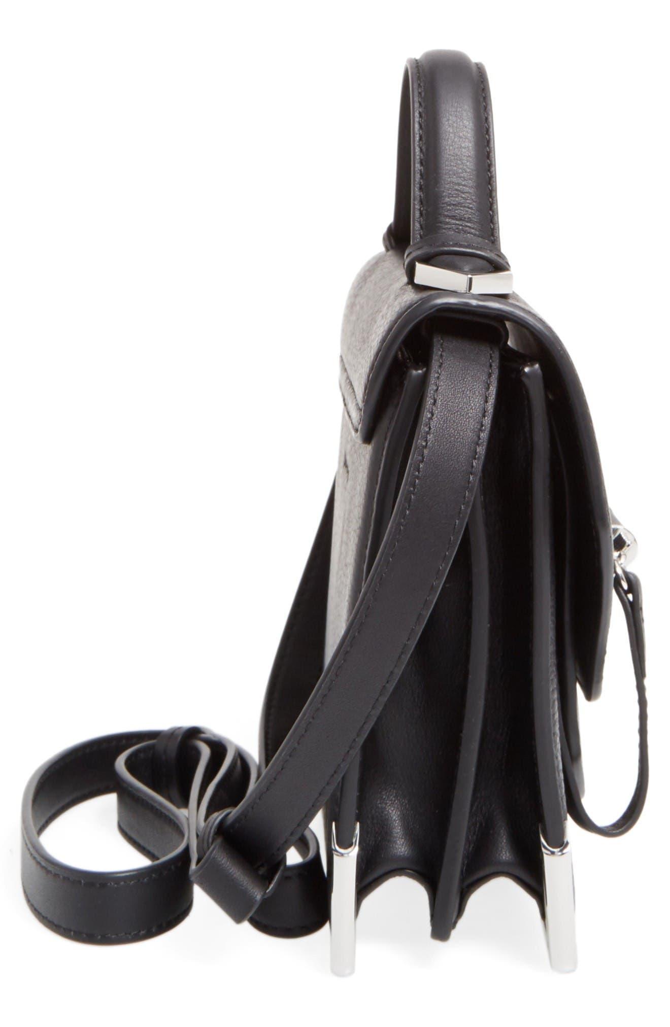 Alternate Image 5  - Mackage Mini Rubie Leather Shoulder Bag