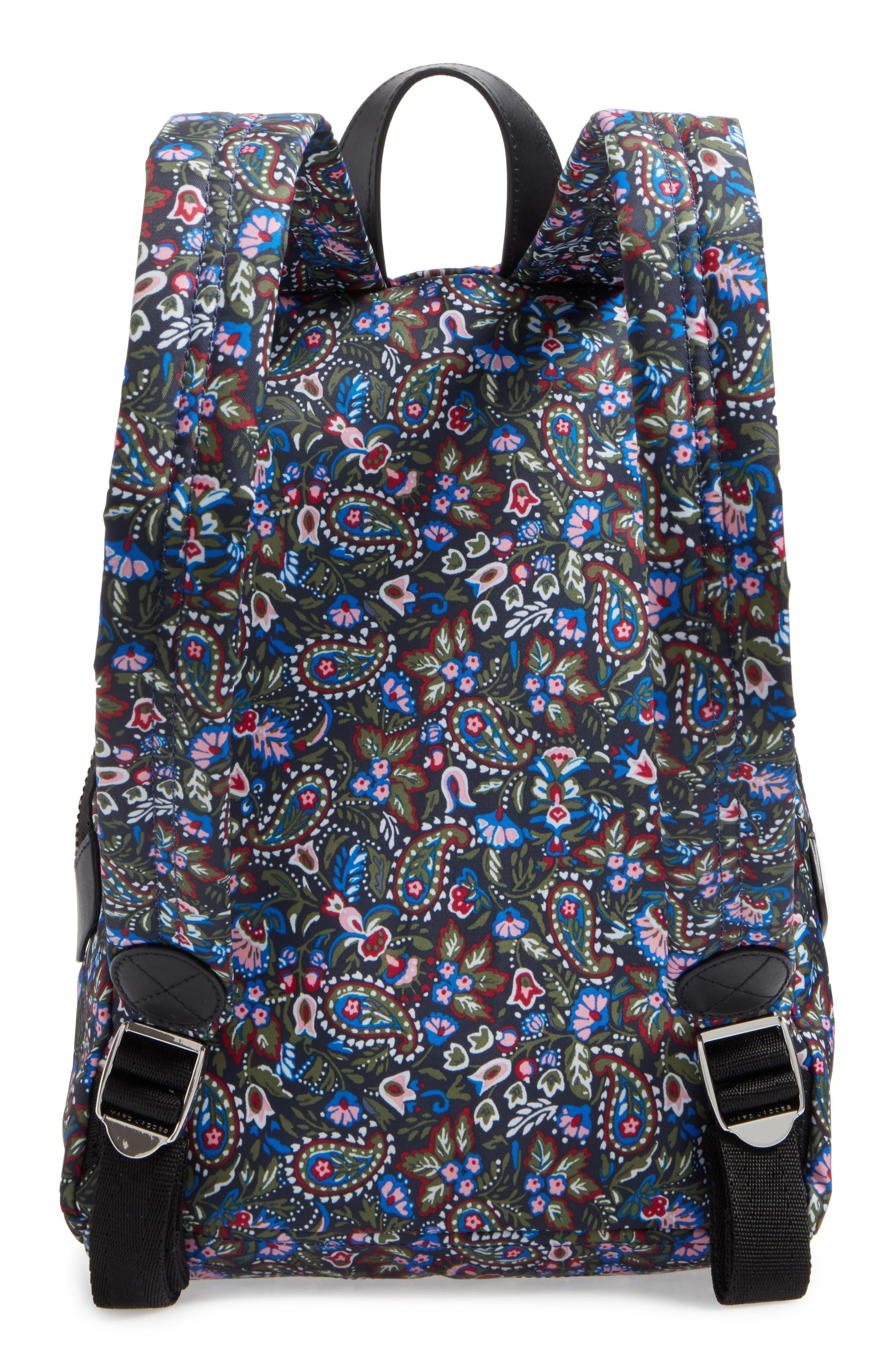 Alternate Image 3  - MARC JACOBS Mini Biker - Garden Party Backpack