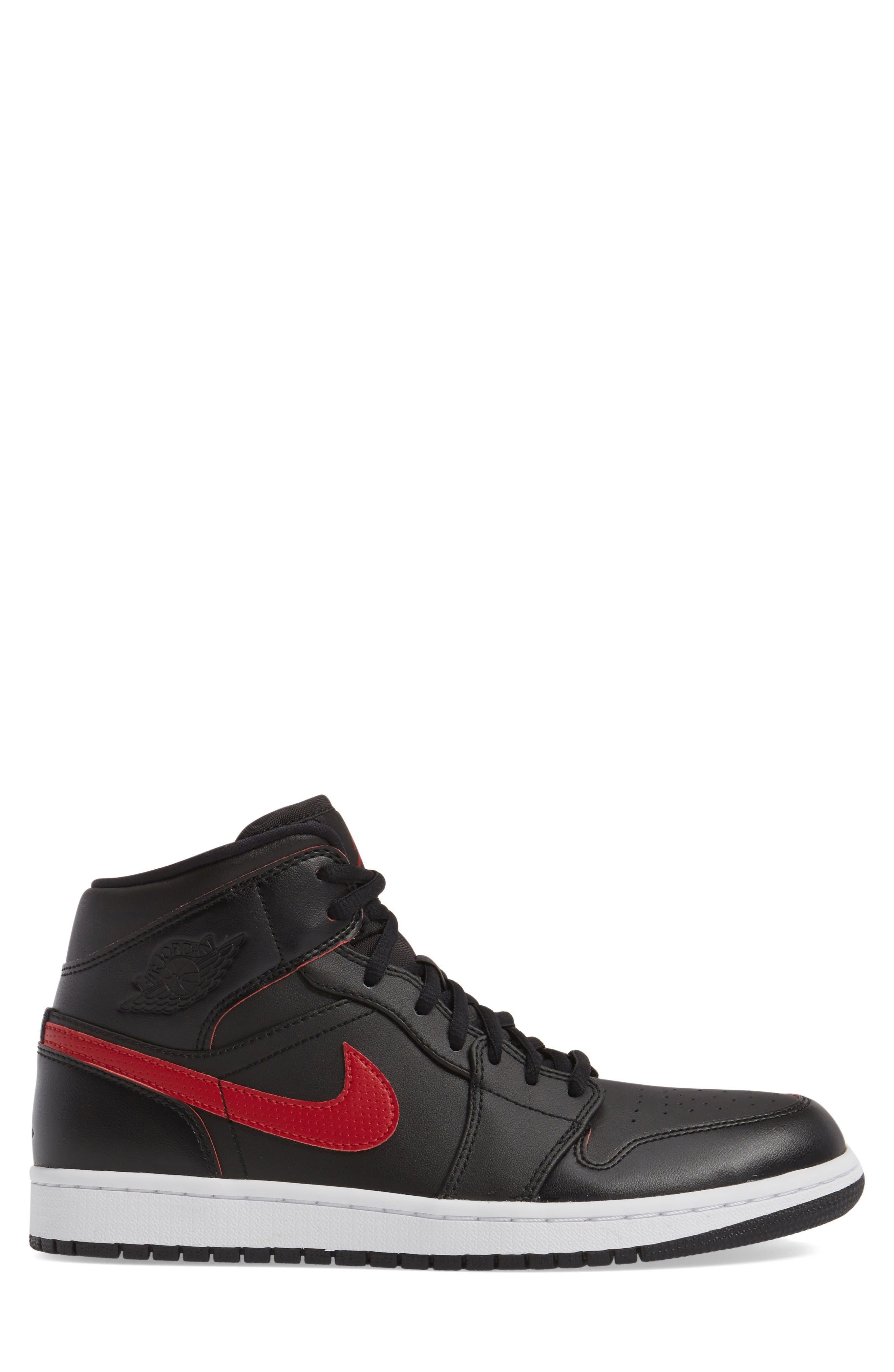 Alternate Image 3  - Nike 'Air Jordan 1 Mid' Sneaker (Men)