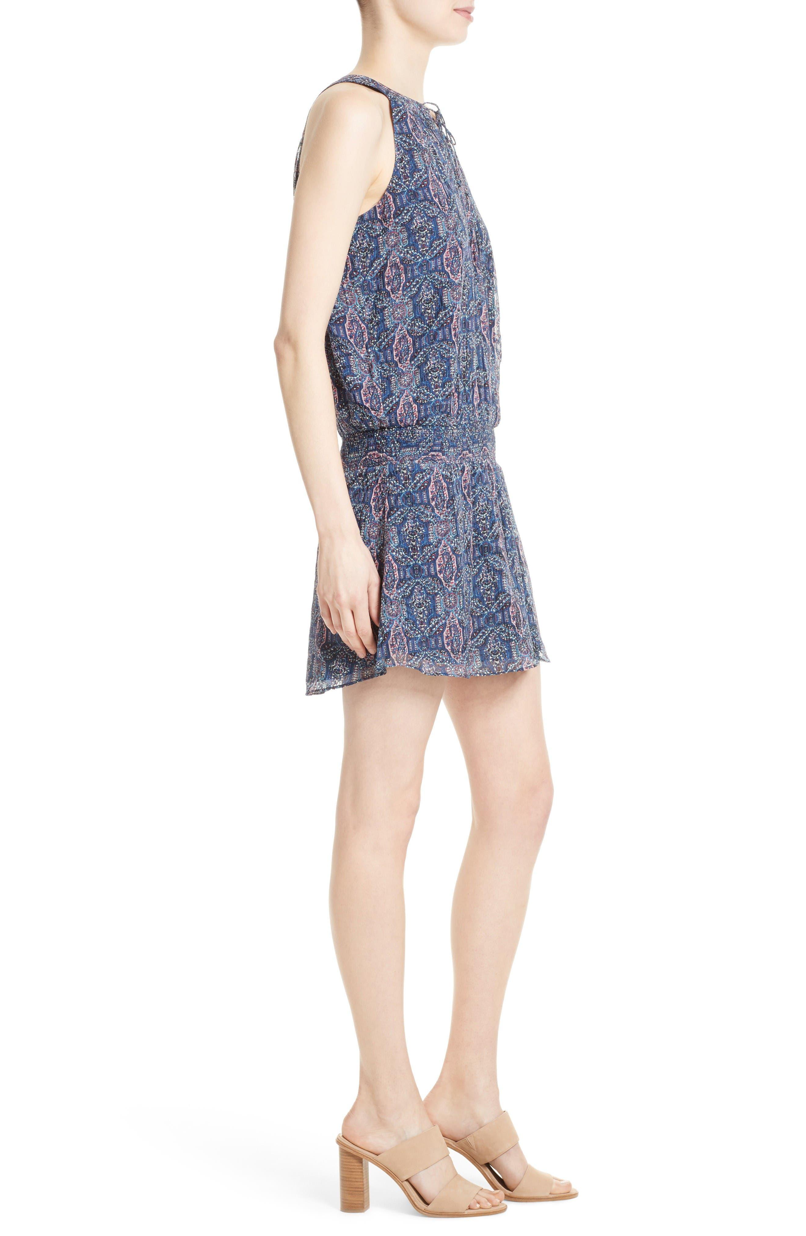 Alternate Image 3  - Joie Juergen Silk Blend A-Line Dress