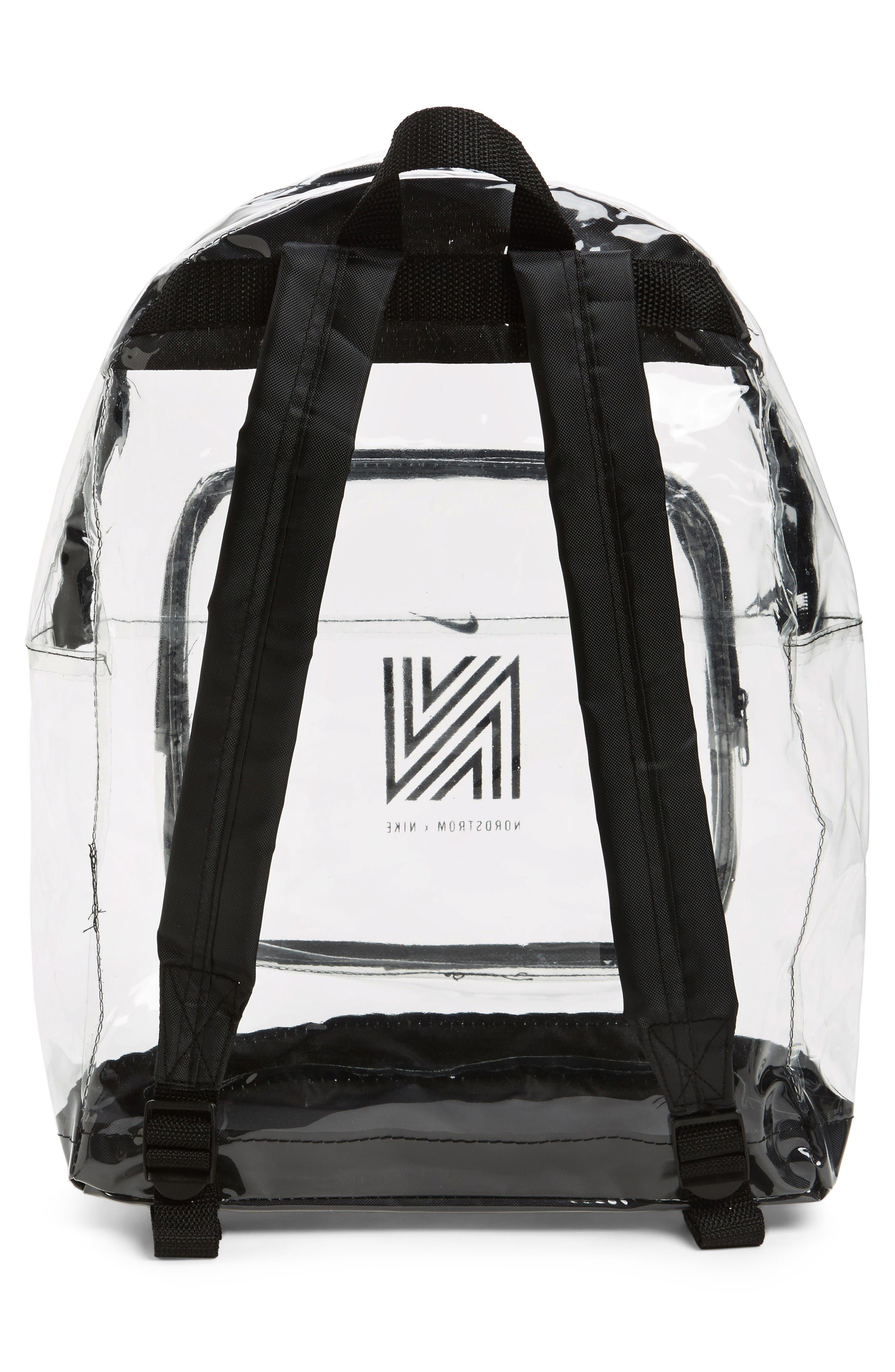 Alternate Image 2  - Nordstrom x Nike Translucent Backpack