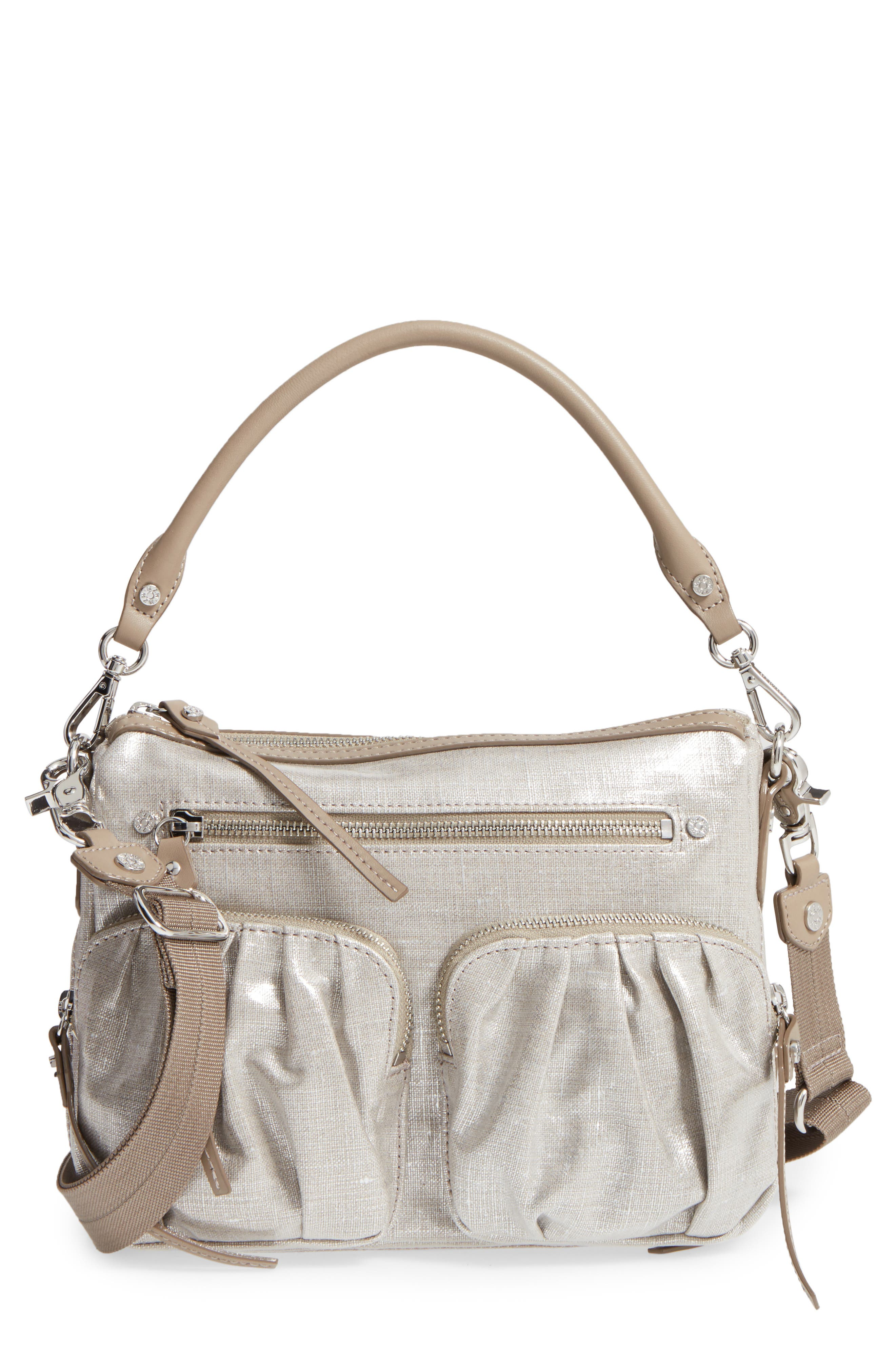 MZ Wallace 'Bailey' Bedford Nylon Tote