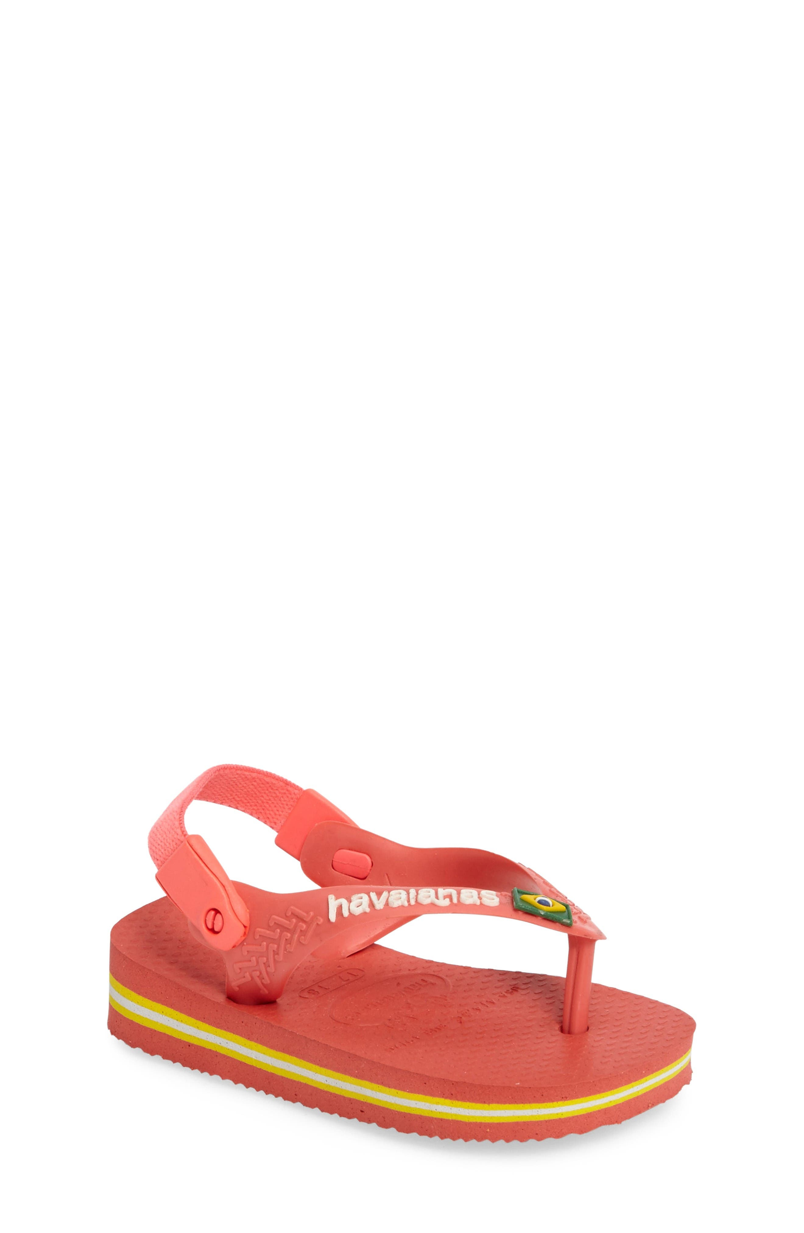 HAVAIANAS 'Baby Brazil' Sandal
