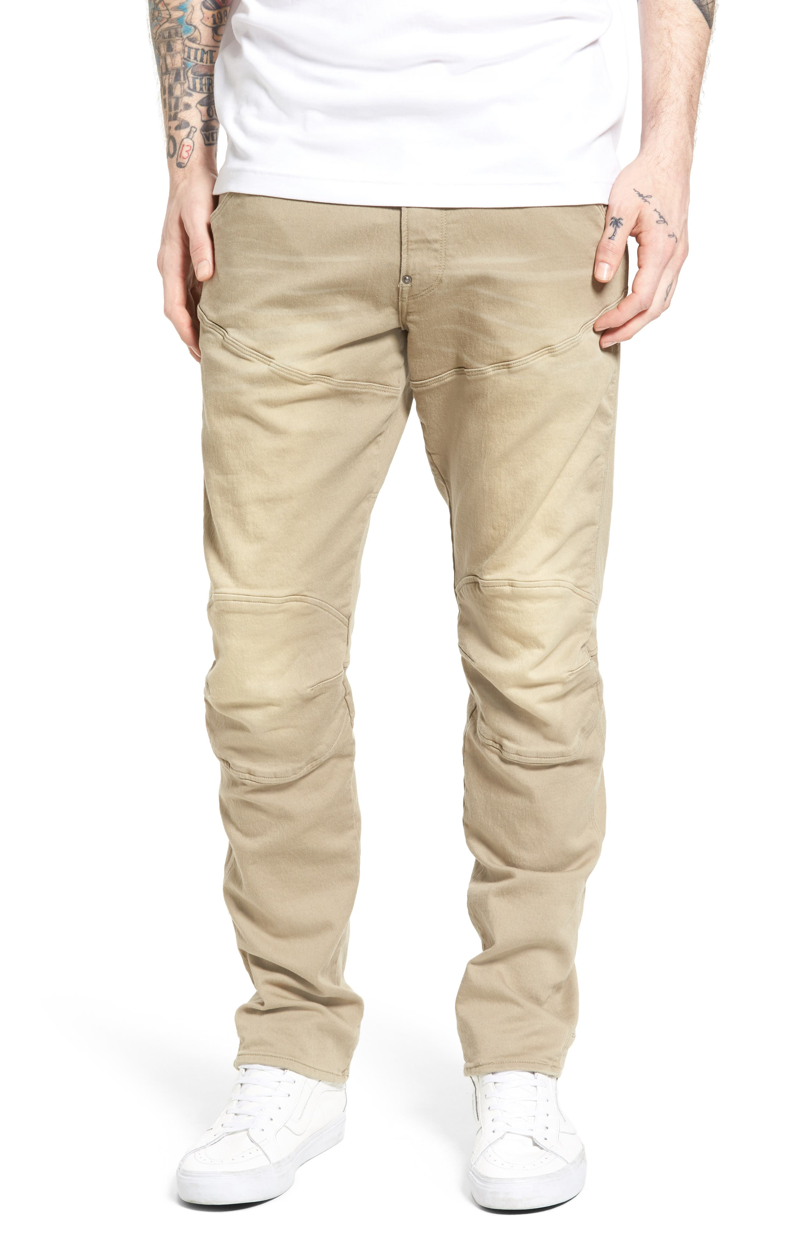 G-Star Raw 5620 3D Sport Tapered Fit Jogger Pants