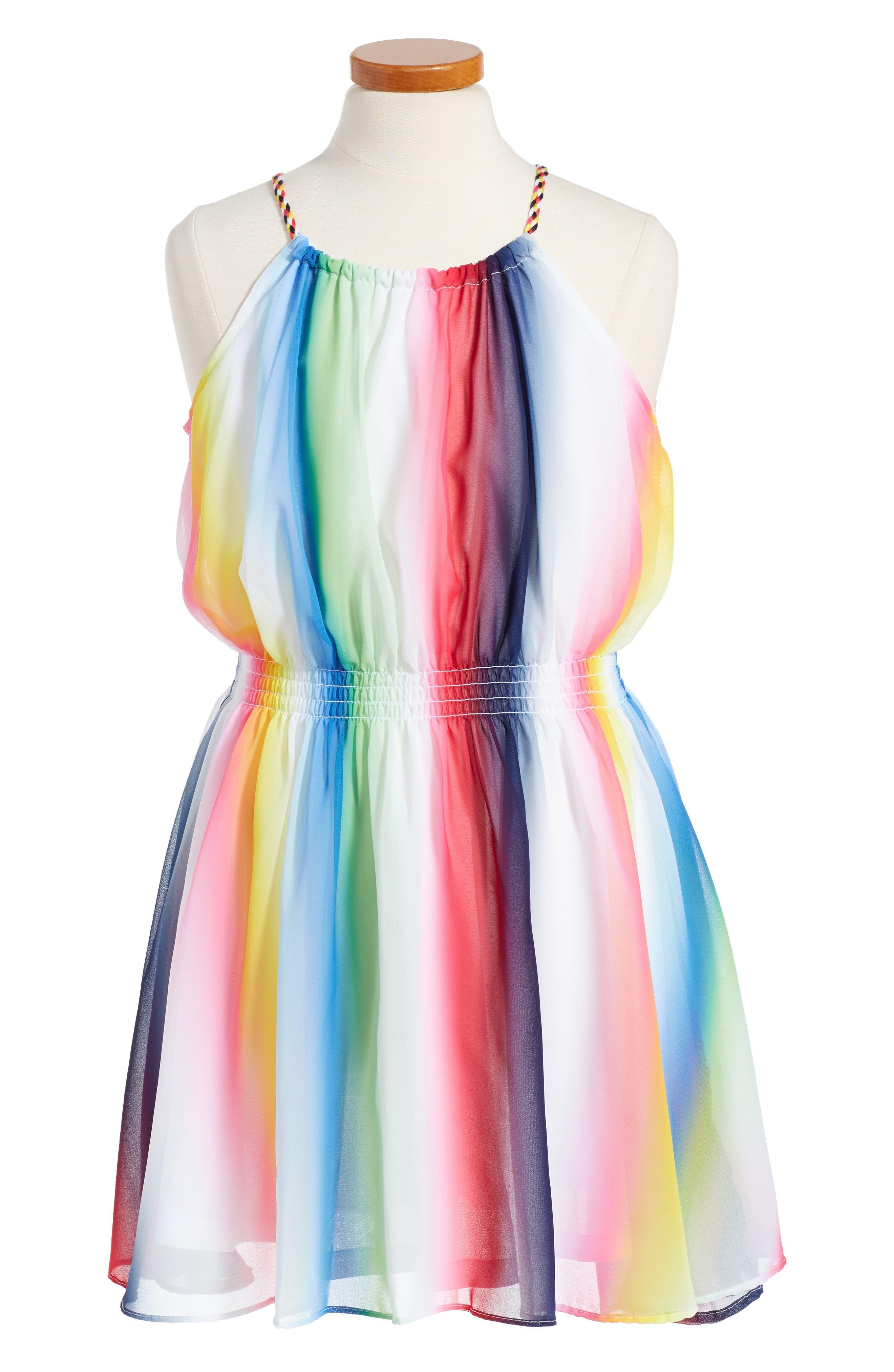 Ella Moss Amber Sleeveless Dress (Big Girls)