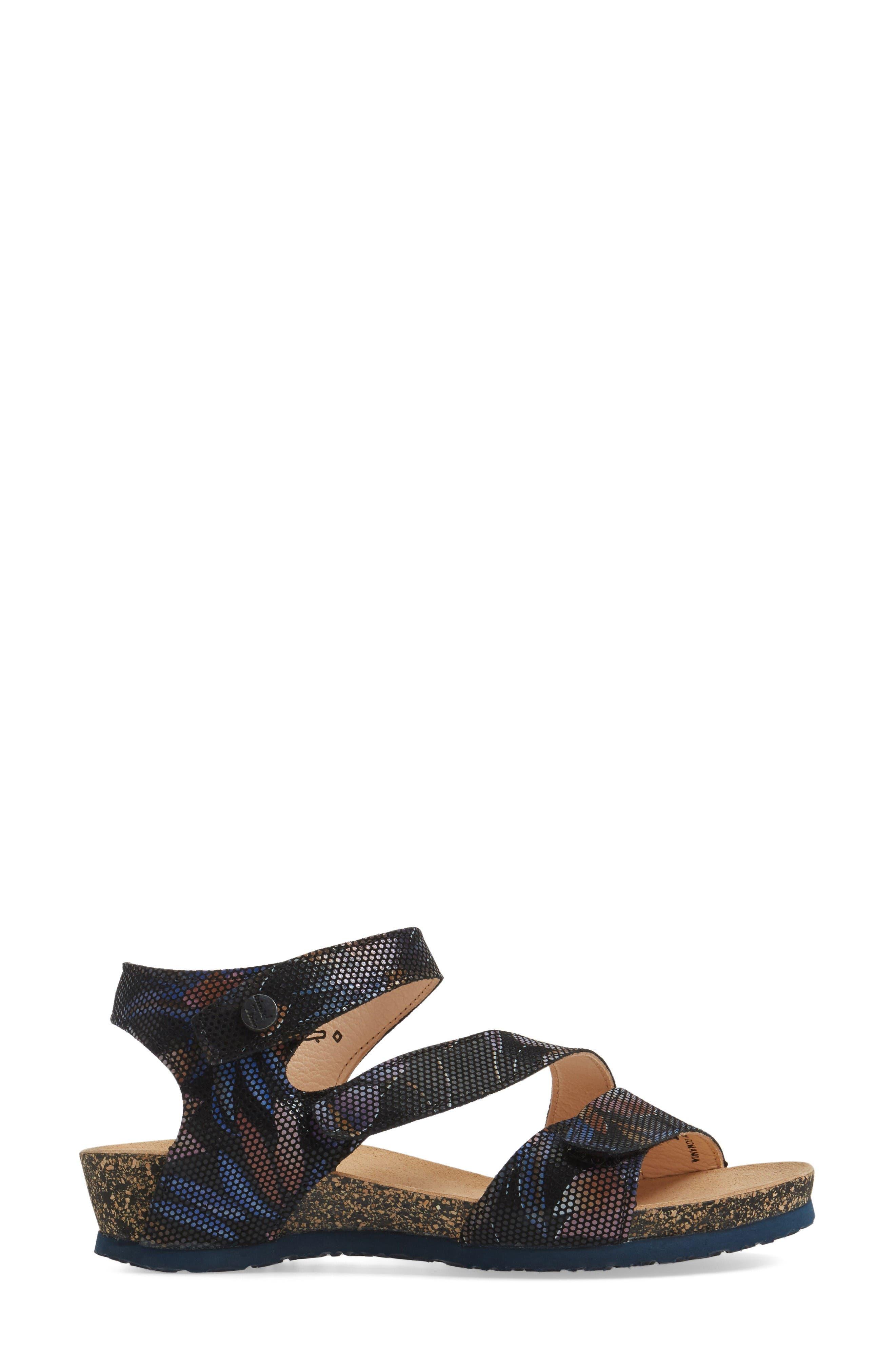 Alternate Image 3  - Think! 'Dumia' Three Strap Sandal (Online Only)