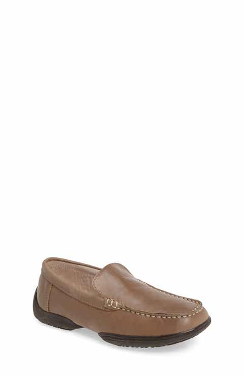 Reaction Kenneth Cole Driving Dime Moccasin (Toddler, Little Kid   Big Kid)