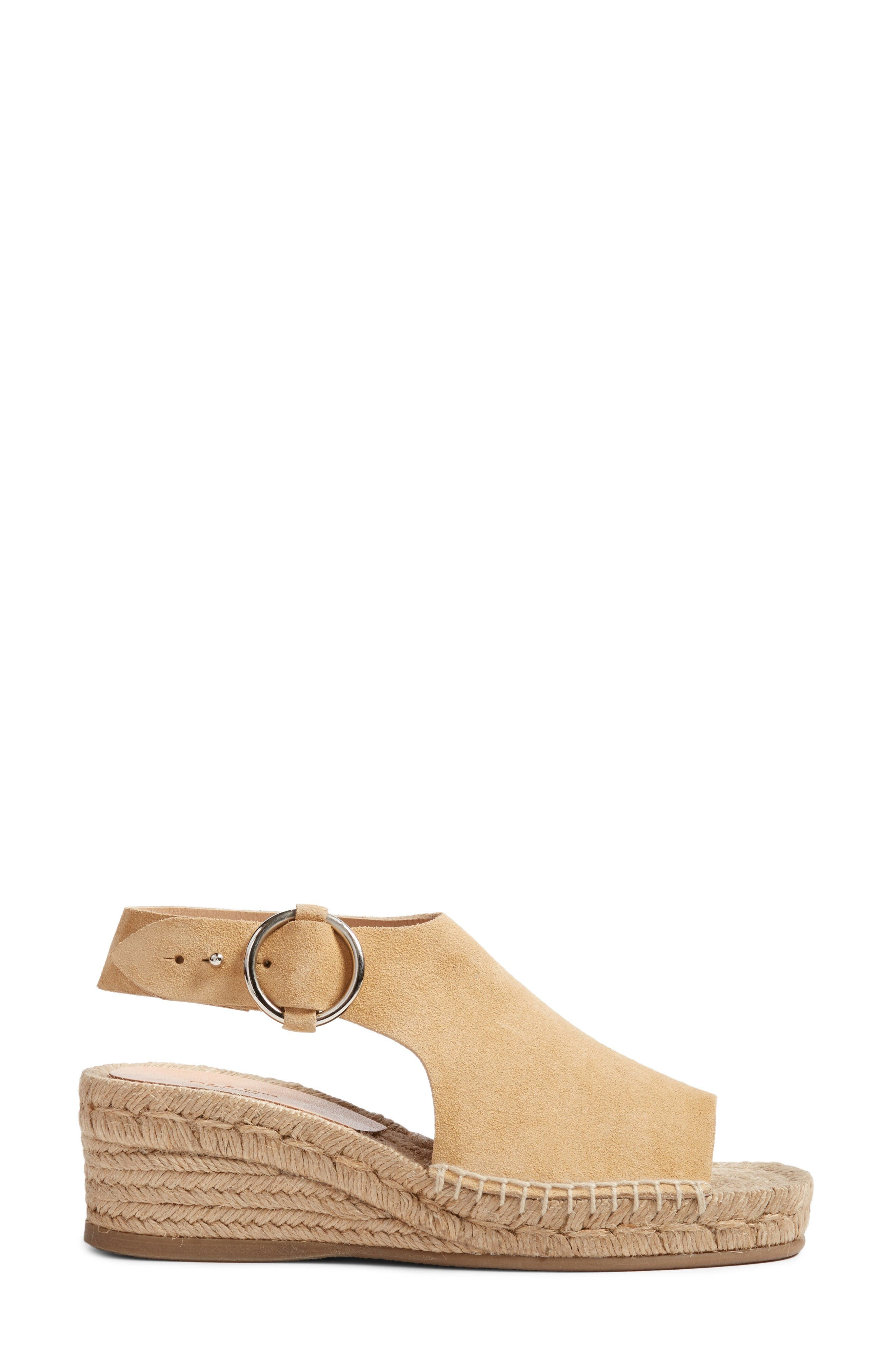 Alternate Image 3  - rag & bone Calla Espadrille Wedge (Women)