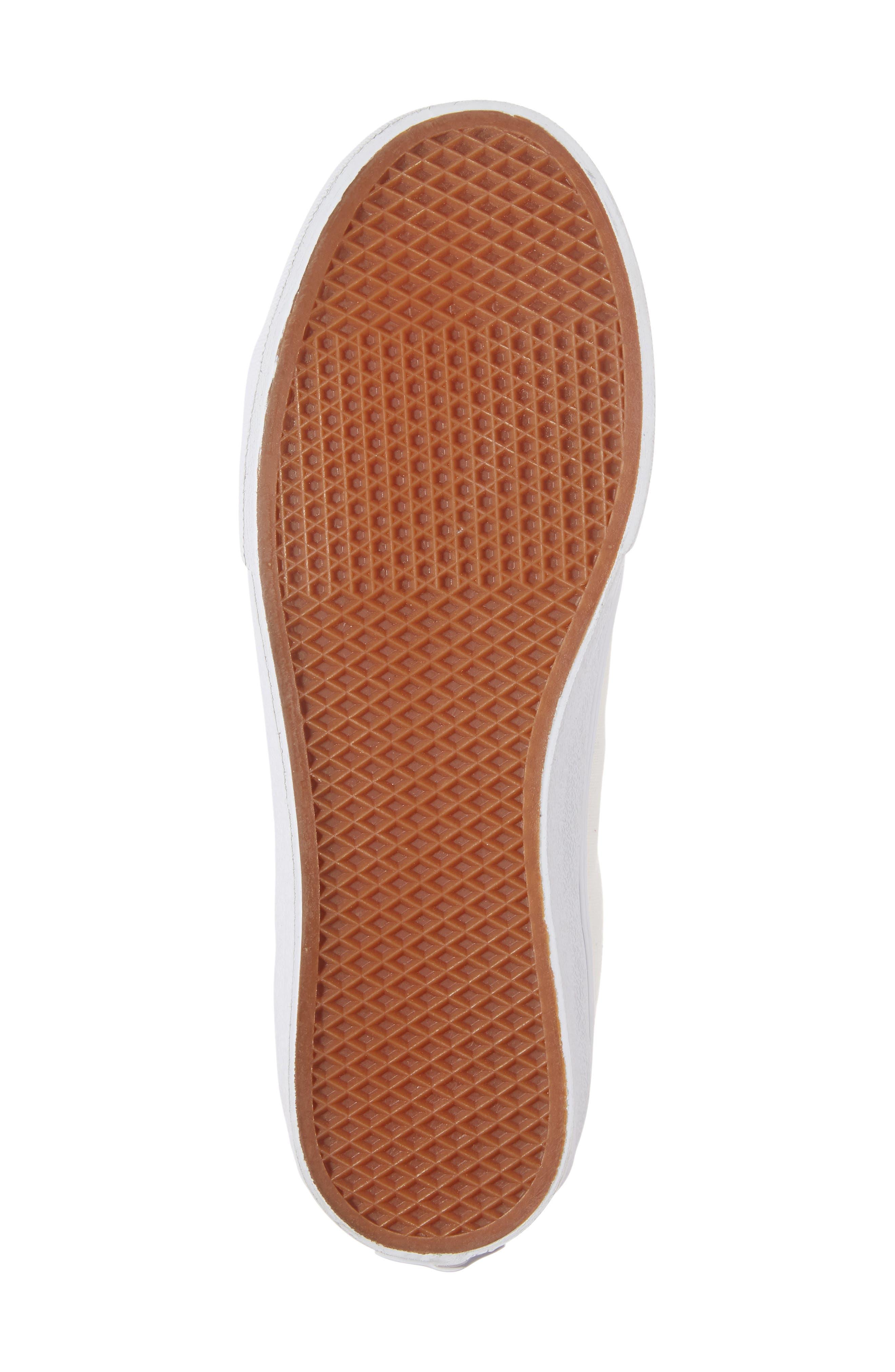 Alternate Image 6  - Vans Sk8-Hi Slim Sneaker (Women)