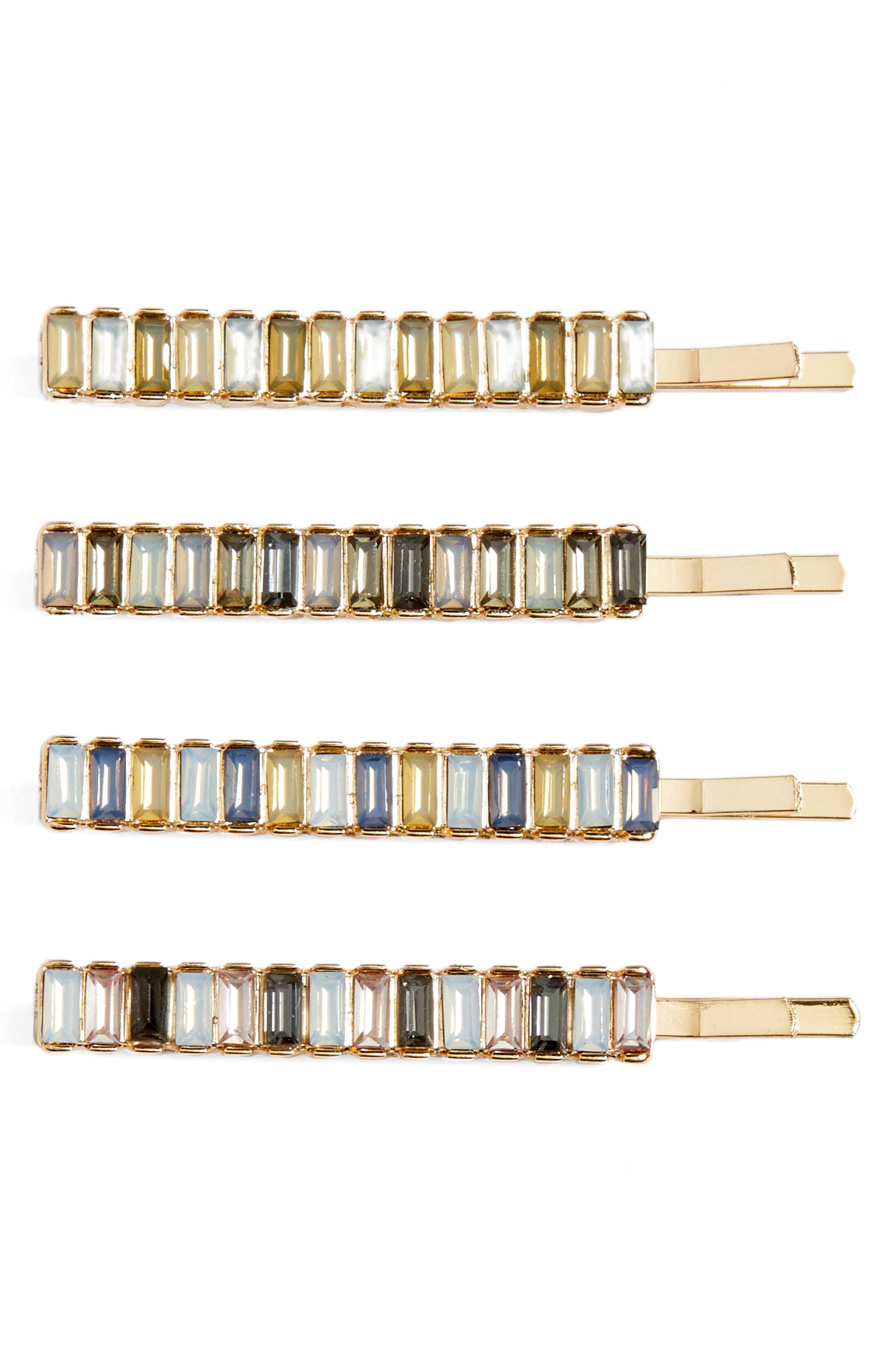 Tasha Embellished Bobby Pins