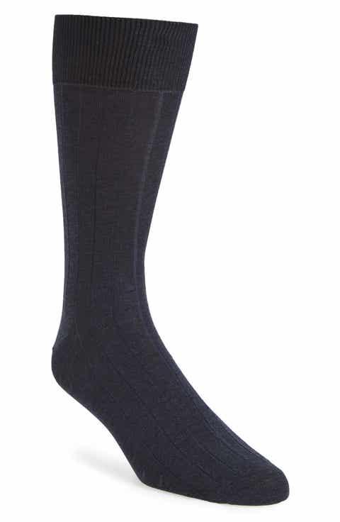 John W. Nordstrom® Ribbed Socks