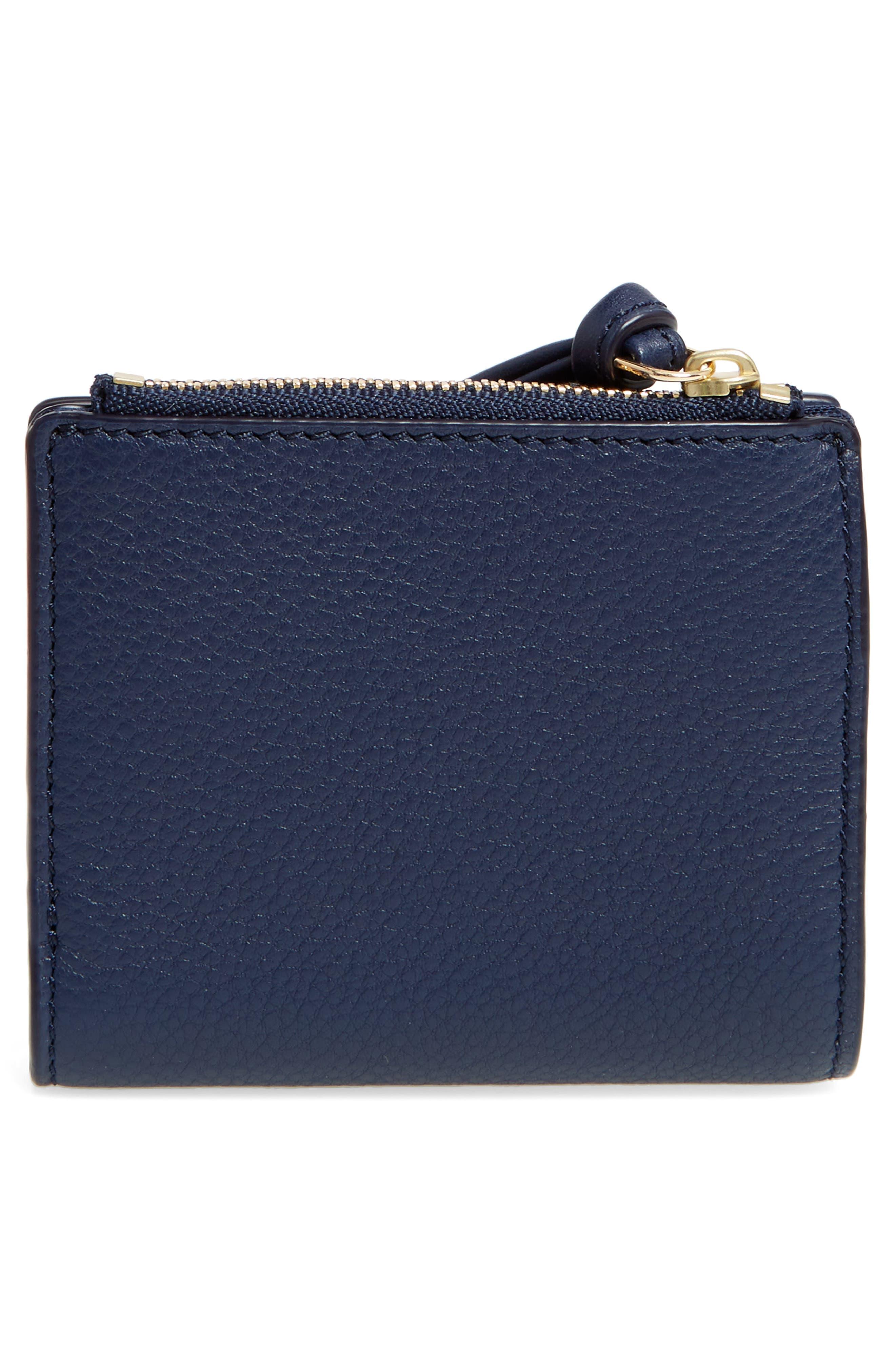 Alternate Image 3  - Tory Burch 'Mini Harper' Leather Wallet