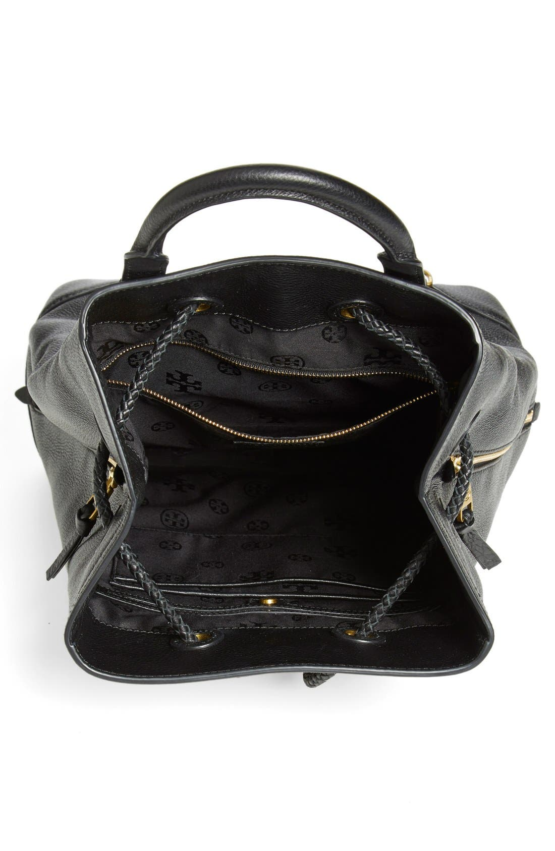 Alternate Image 3  - Tory Burch 'Frances' Leather Backpack
