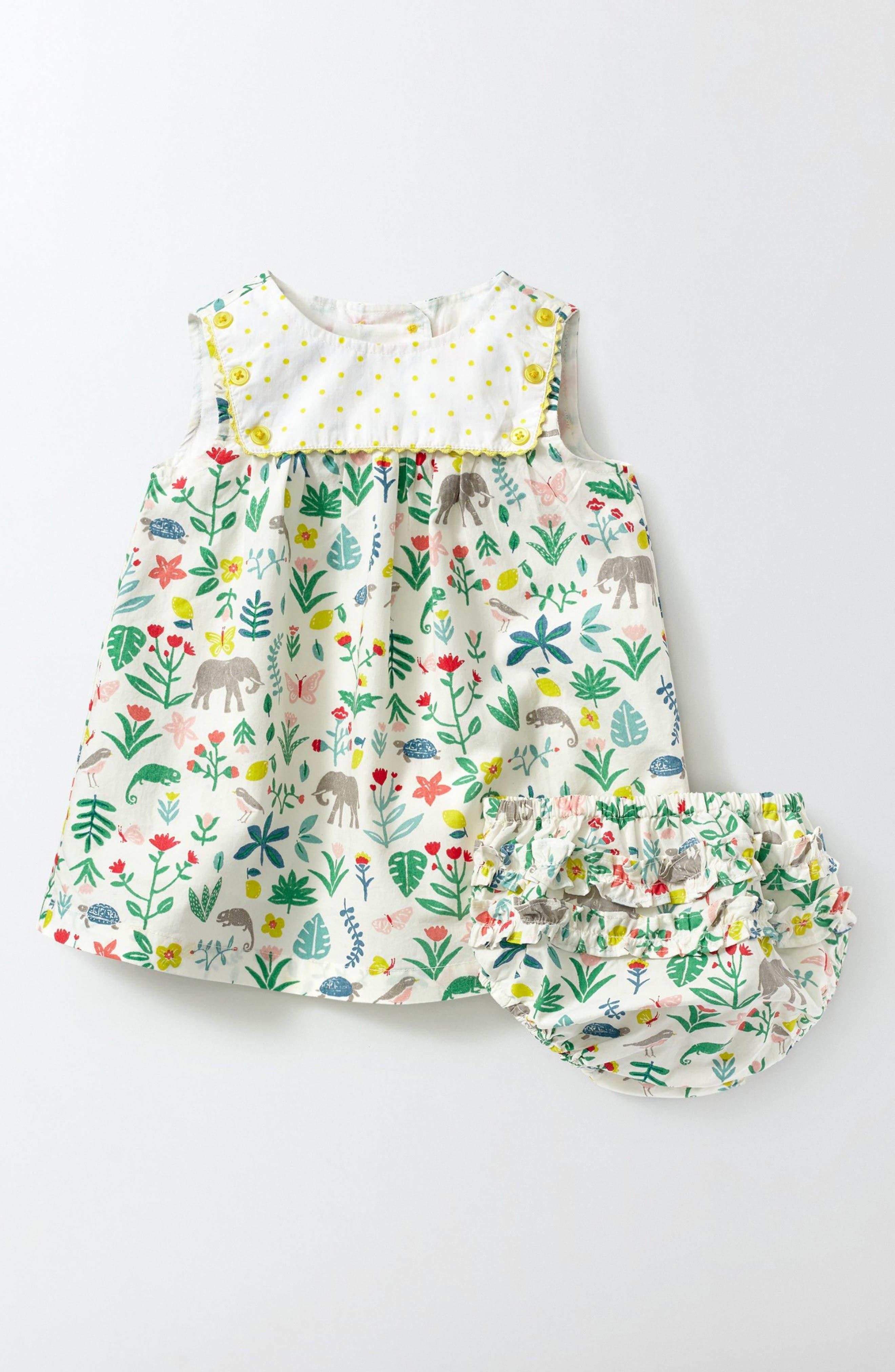 Mini Boden Nostalgic Sailor Dress (Baby Girls & Toddler Girls)