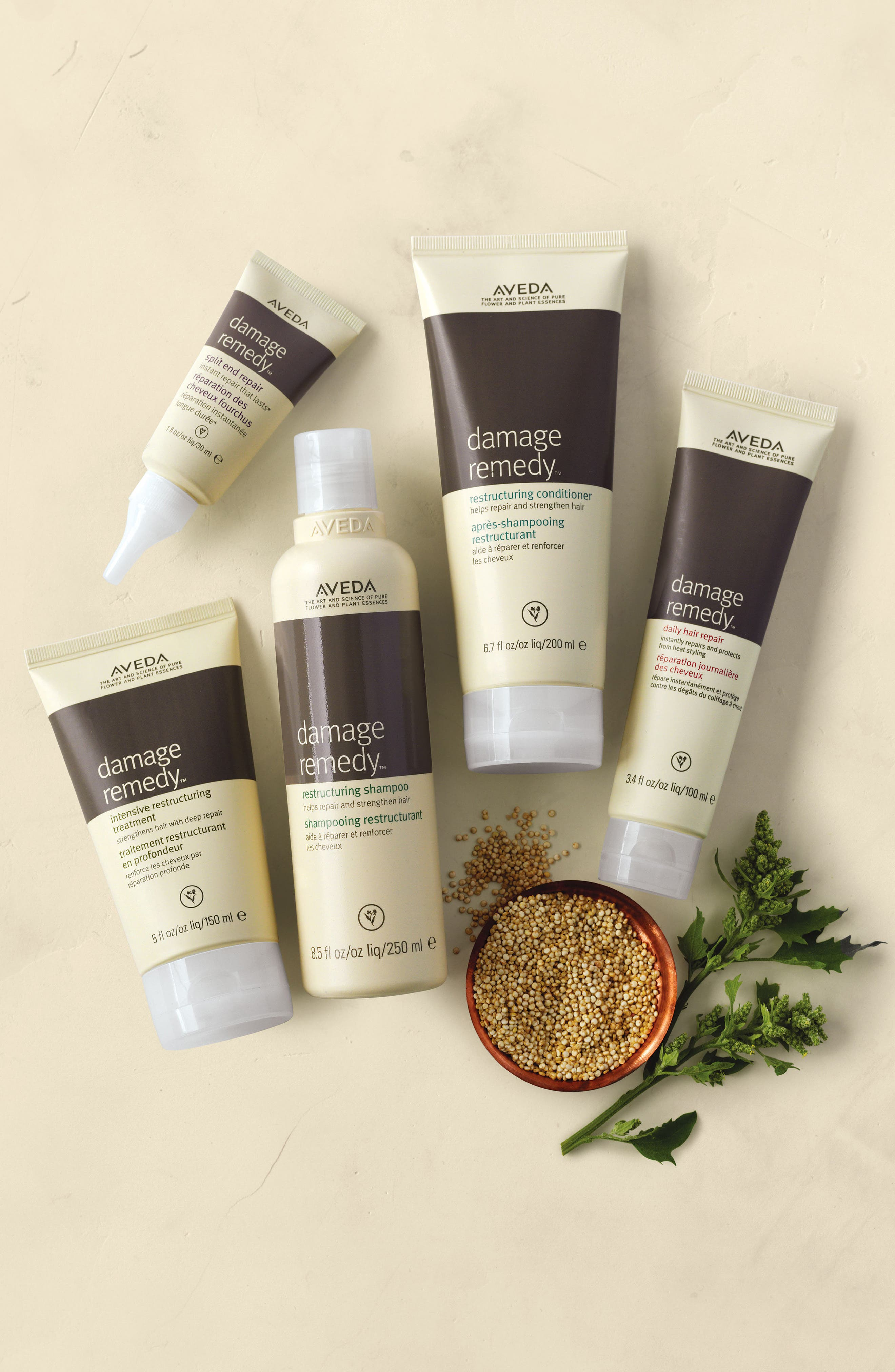 Alternate Image 2  - Aveda damage remedy™ Restructuring Shampoo