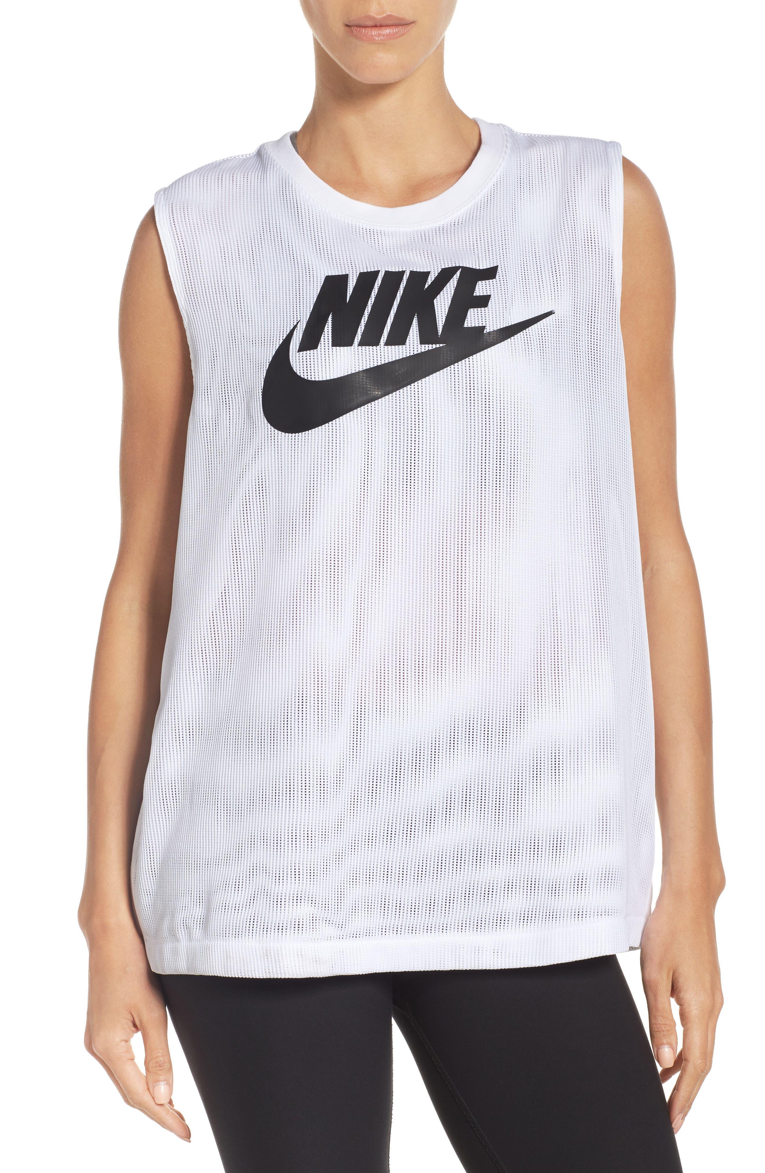 Nike Sportswear Mesh Tank