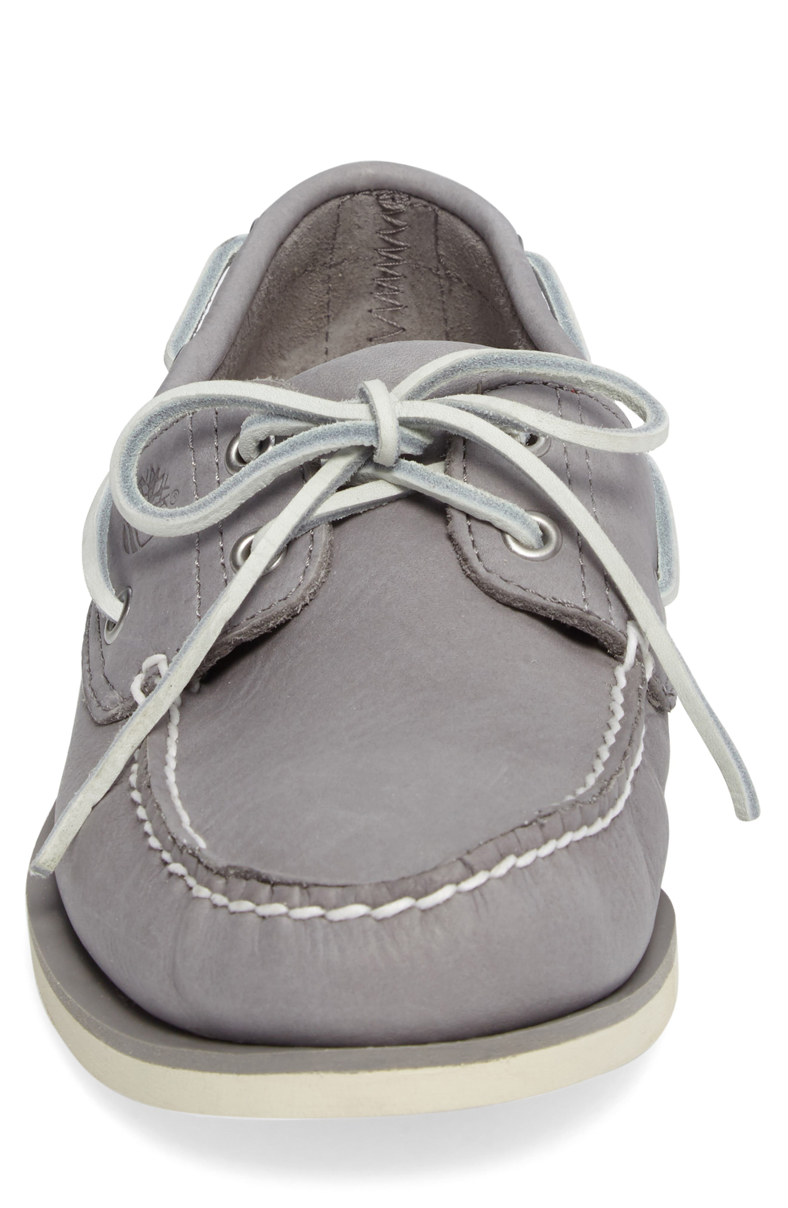 Alternate Image 4  - Timberland 'Classic' 2-Eye Boat Shoe (Men)