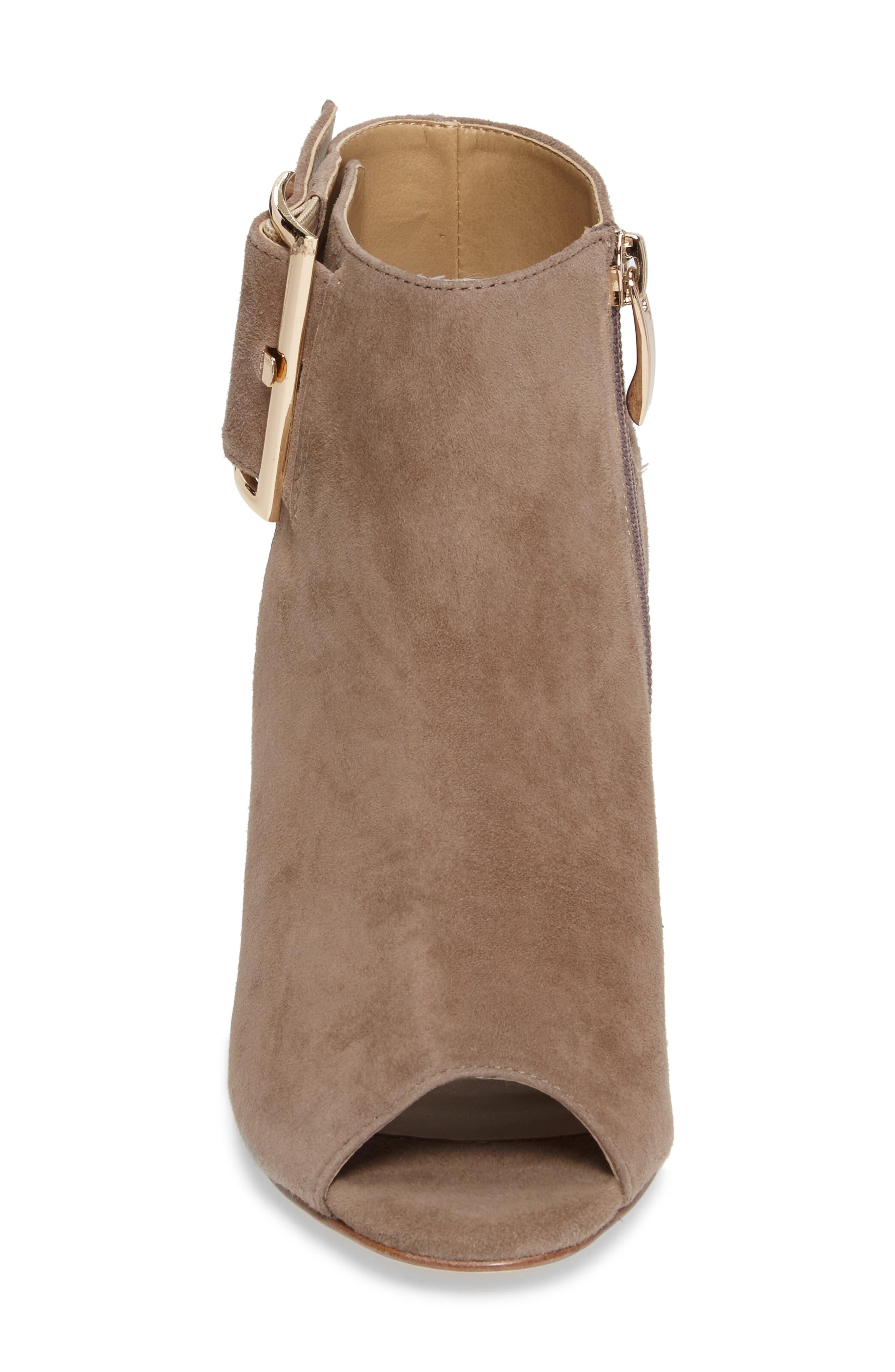 Alternate Image 4  - VANELi 'Bisa' Peep Toe Slingback Sandal (Women)