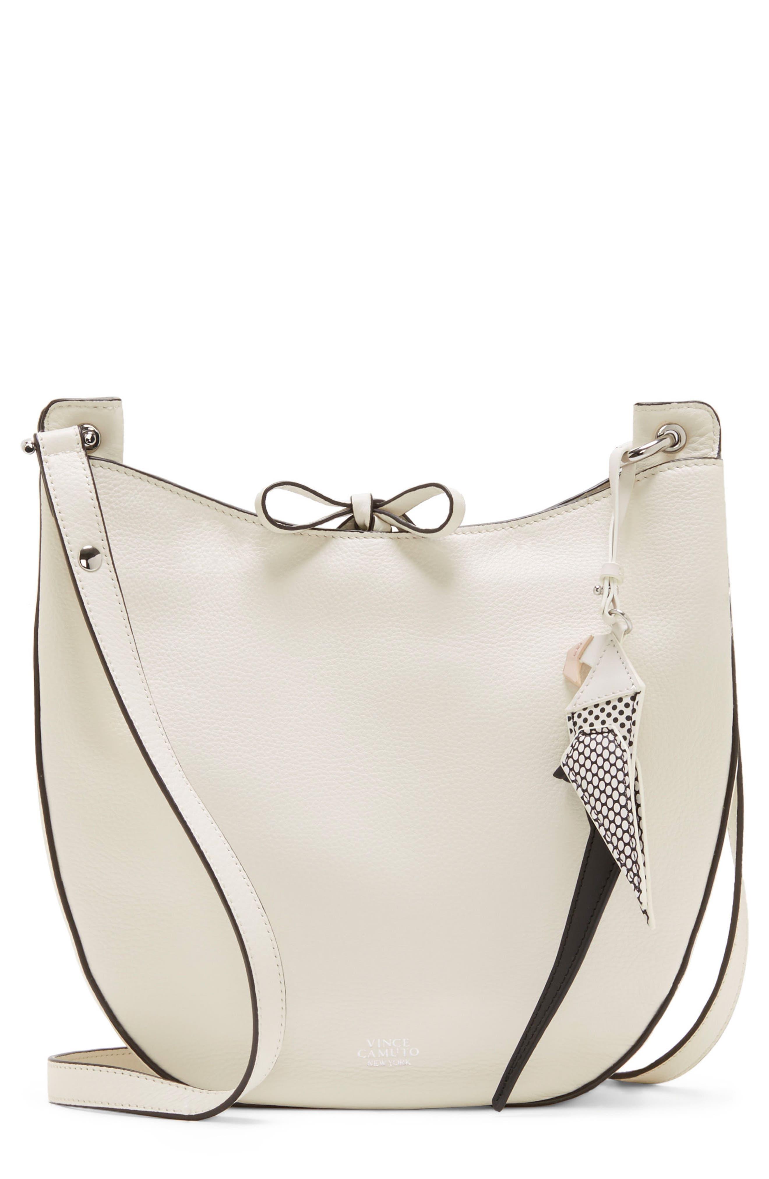 Vince Camuto Polli Leather Crossbody Bag