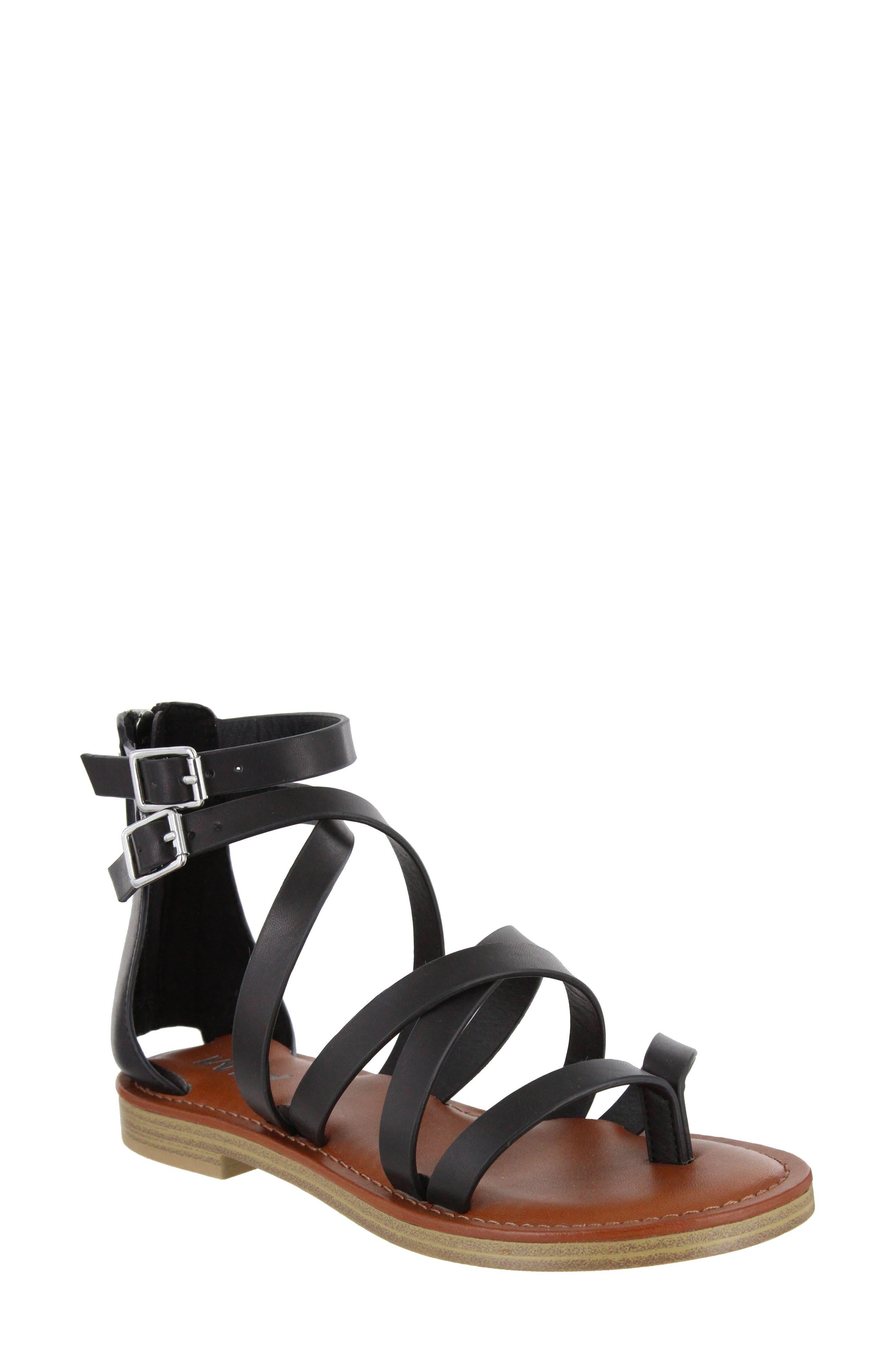 Alternate Image 1 Selected - MIA Agitha Gladiator Sandal (Women)