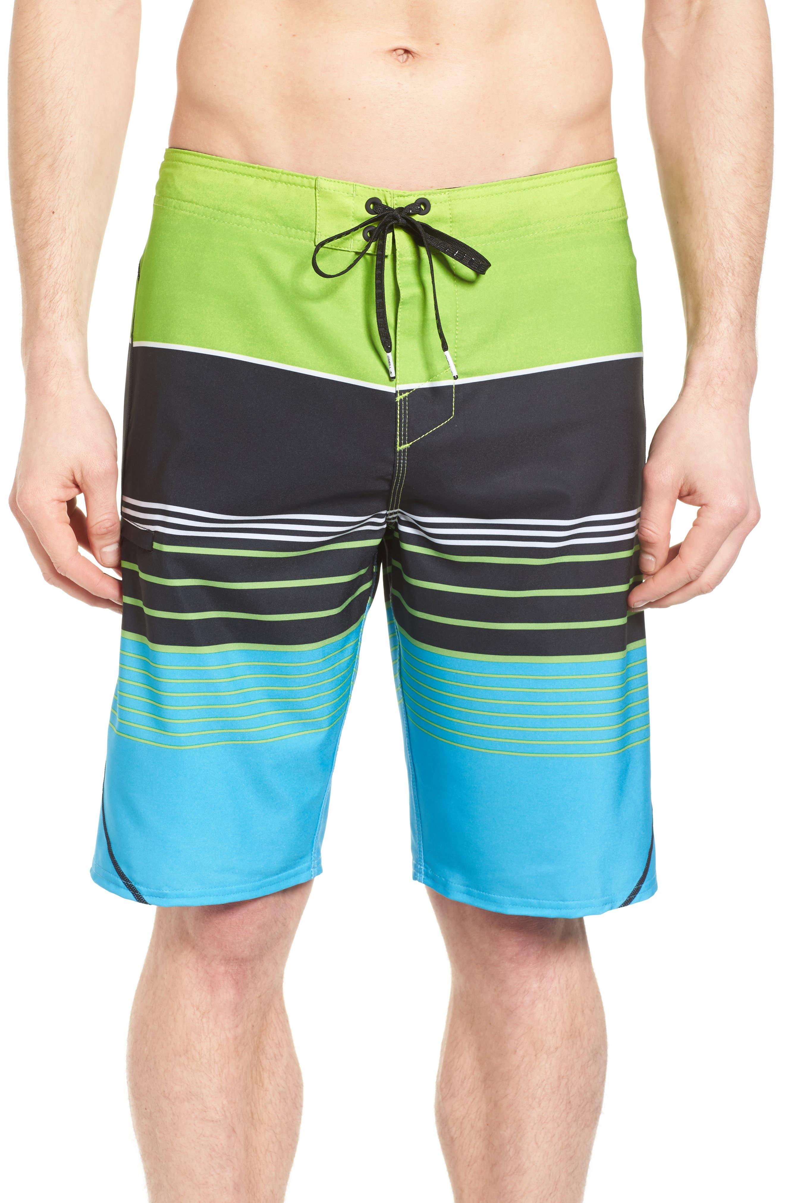 O-Neill Hyperfreak Transfer S-Seam Board Shorts