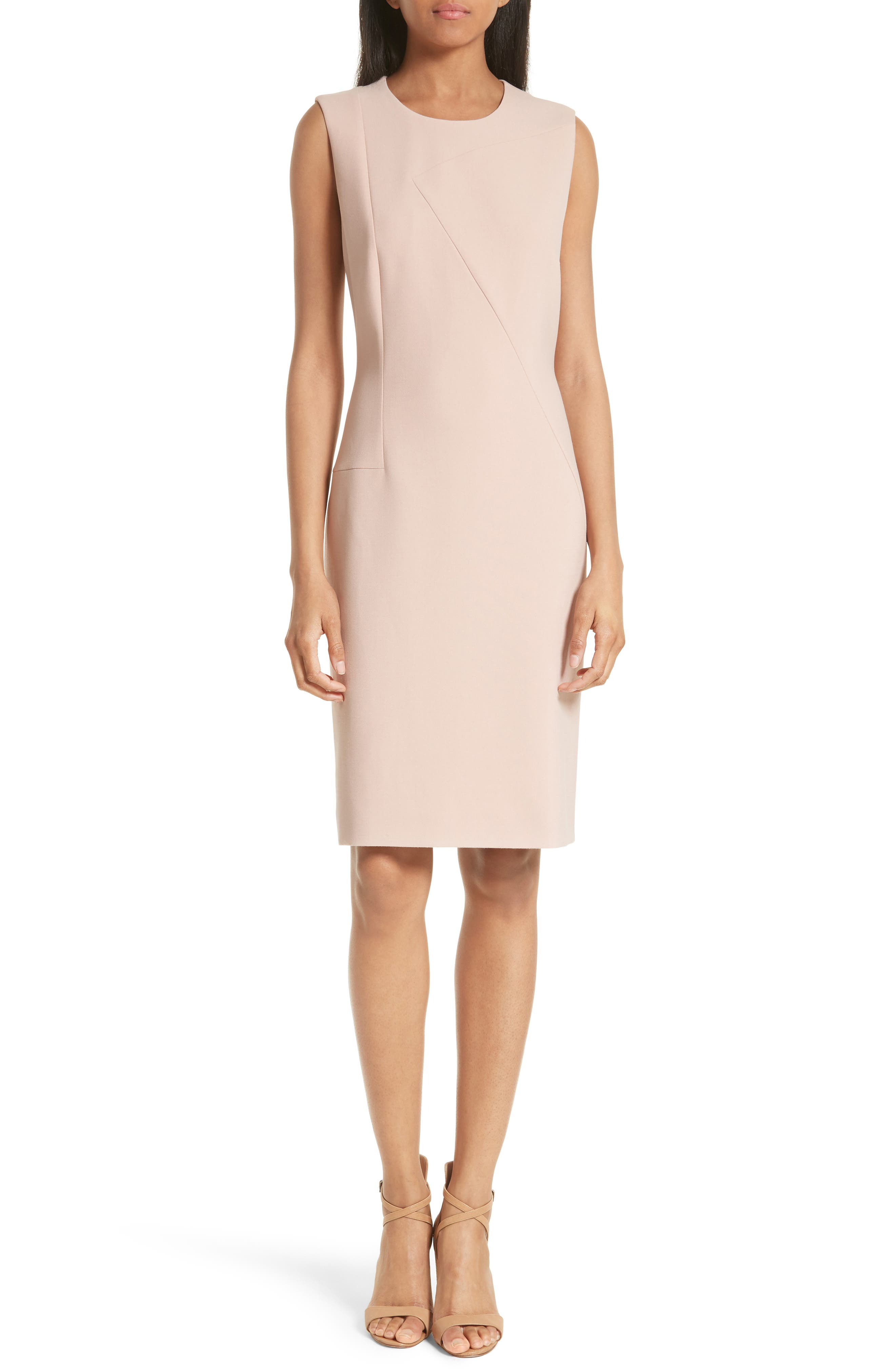 BOSS Demisana Sheath Dress (Regular & Petite)