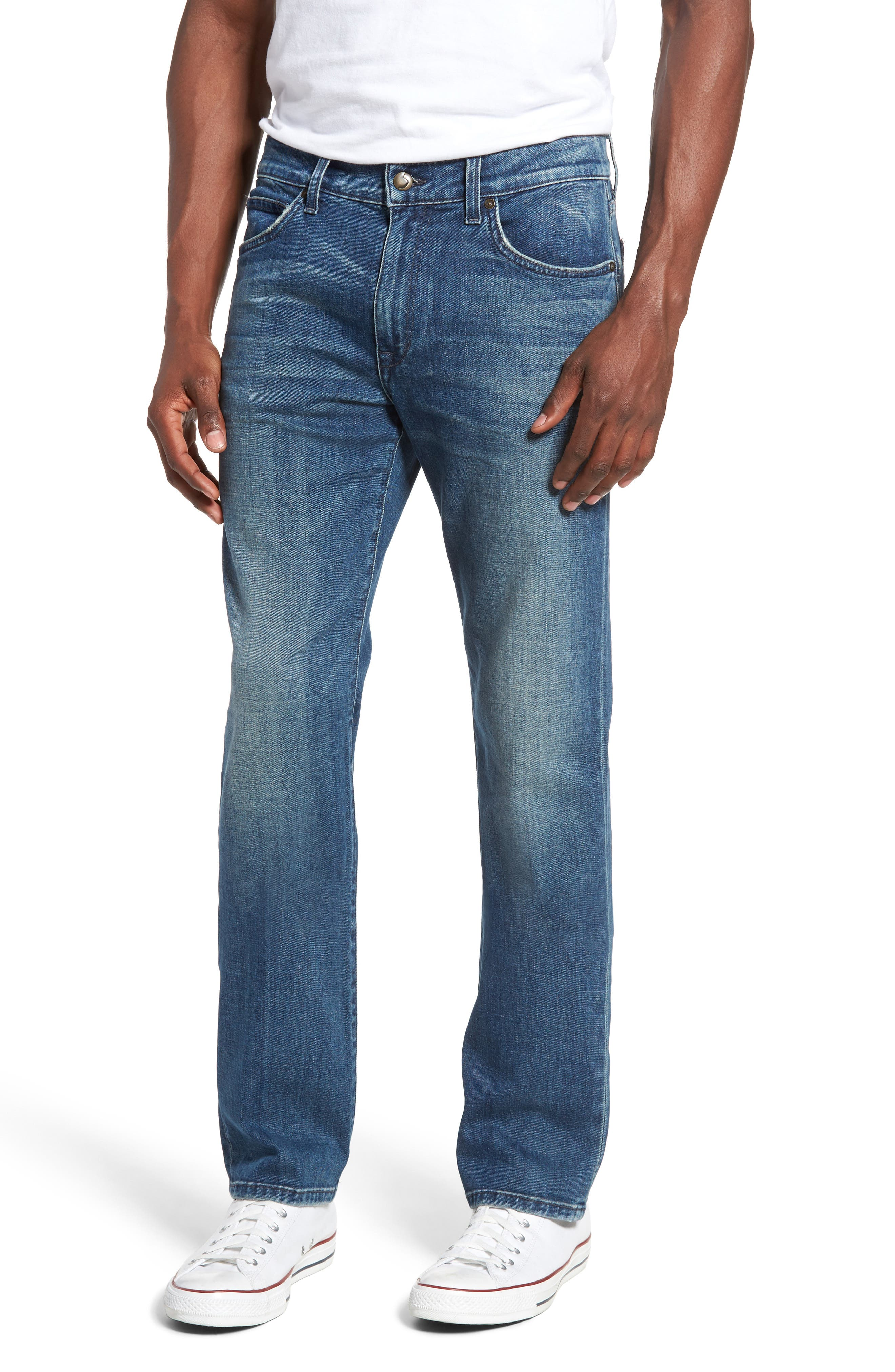 Joe's Brixton Slim Straight Fit Jeans (Waylen)