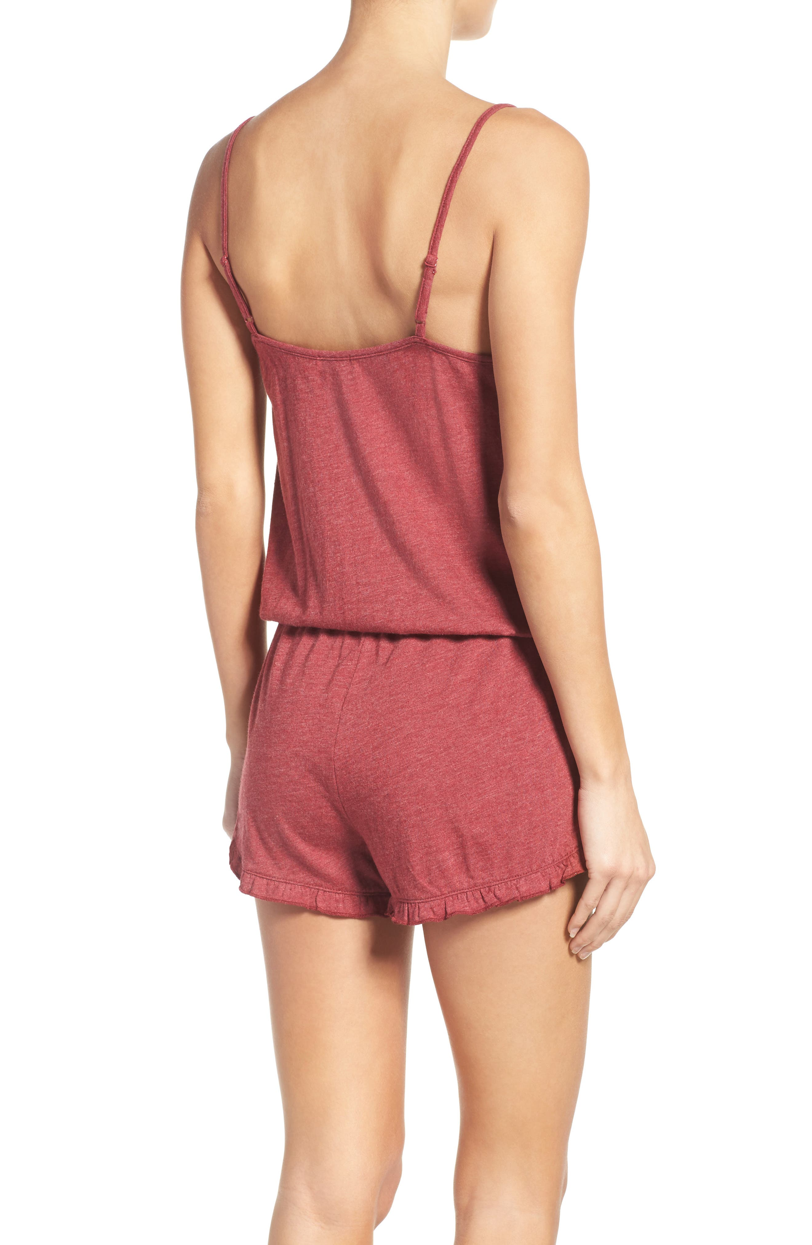 Alternate Image 2  - COZY ZOE Lounge Romper