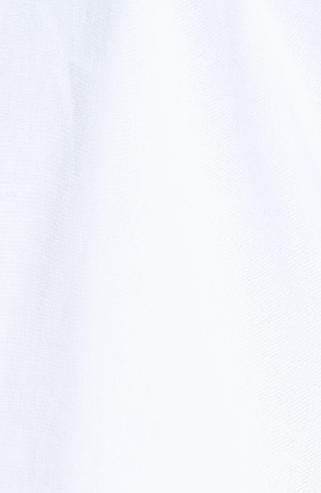 Alternate Image 5  - Pleione Off the Shoulder Poplin Top (Regular & Petite)