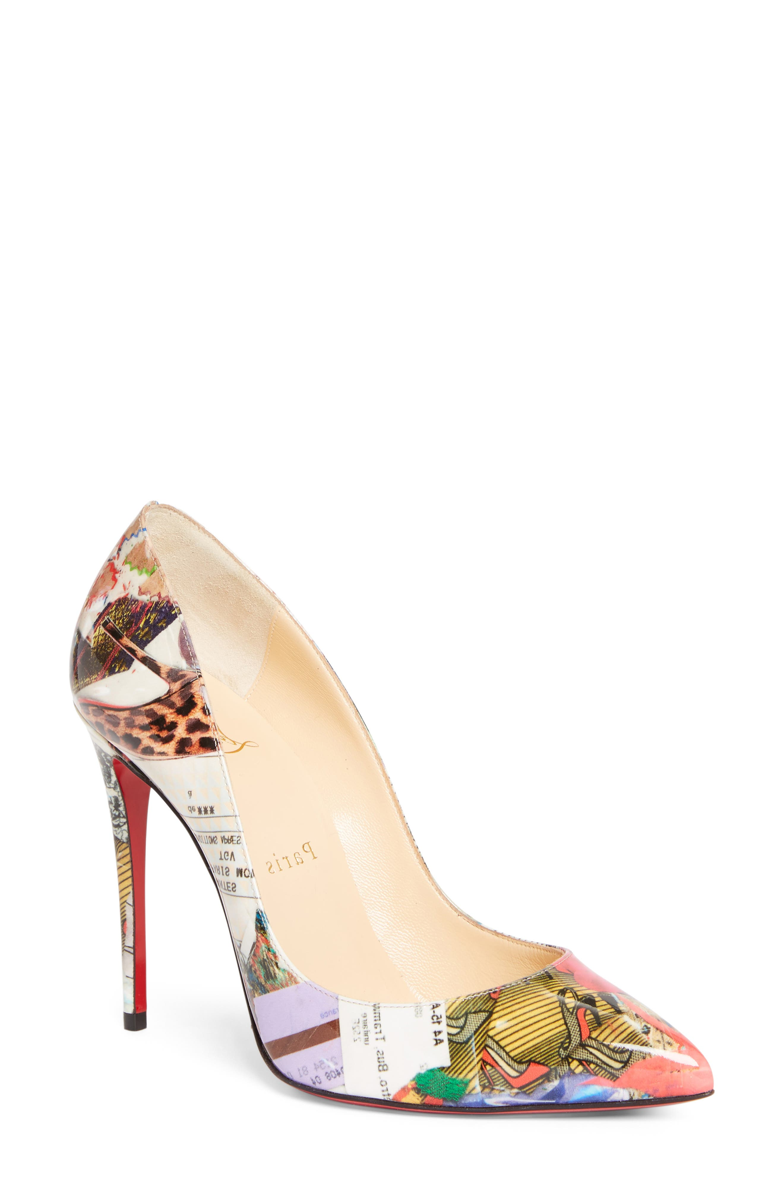 Alternate Image 1 Selected - Christian Louboutin Pigalle Follies Pump (Women)