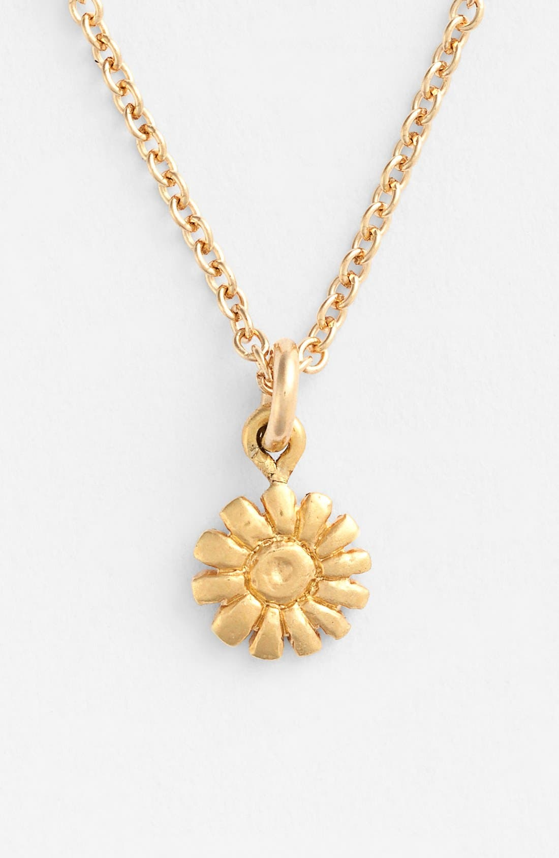 Alternate Image 4  - Dogeared 'Flower Girl' Pendant Necklace (Nordstrom Exclusive)
