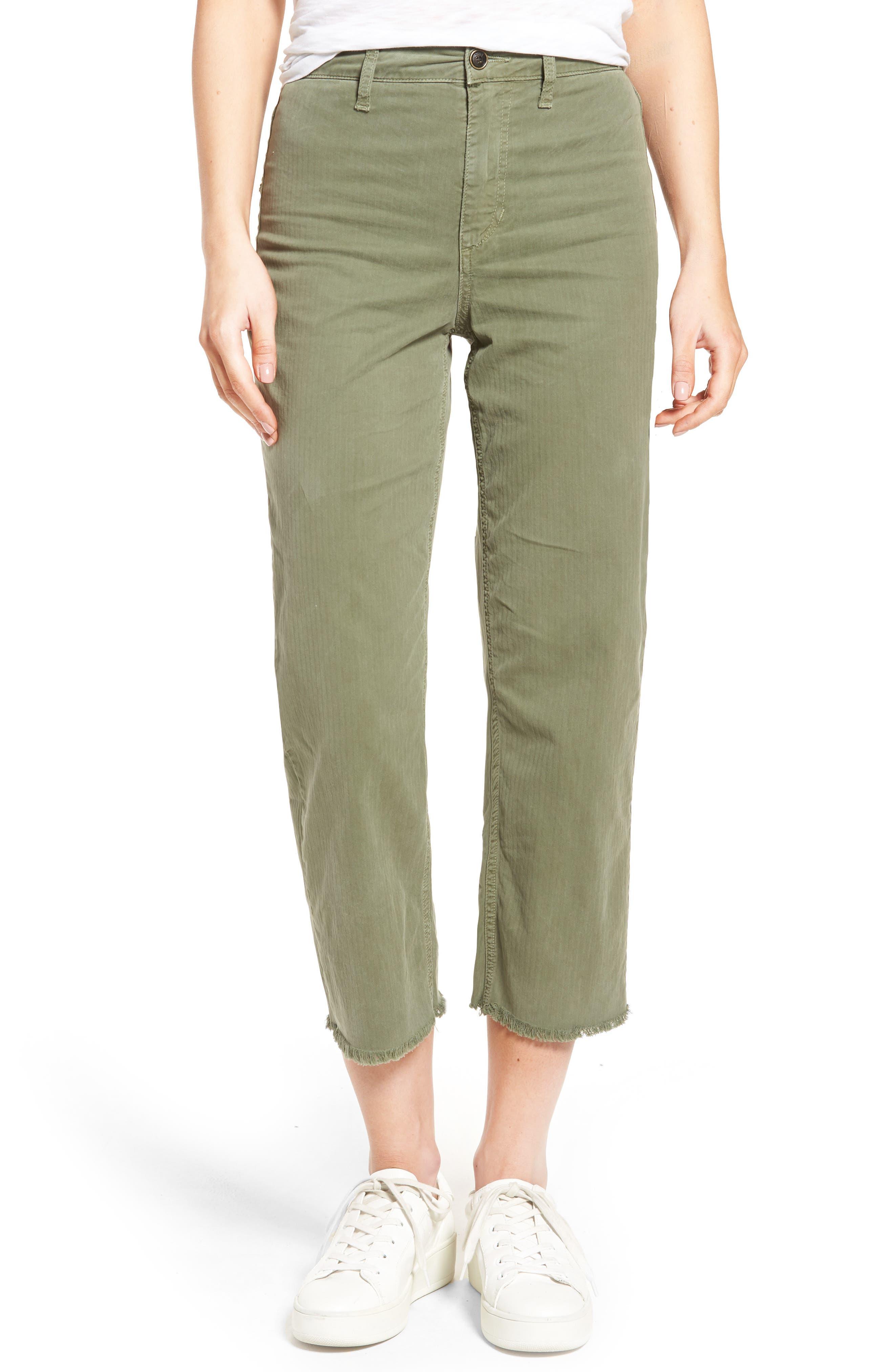 Joe's Jane Crop Cargo Pants