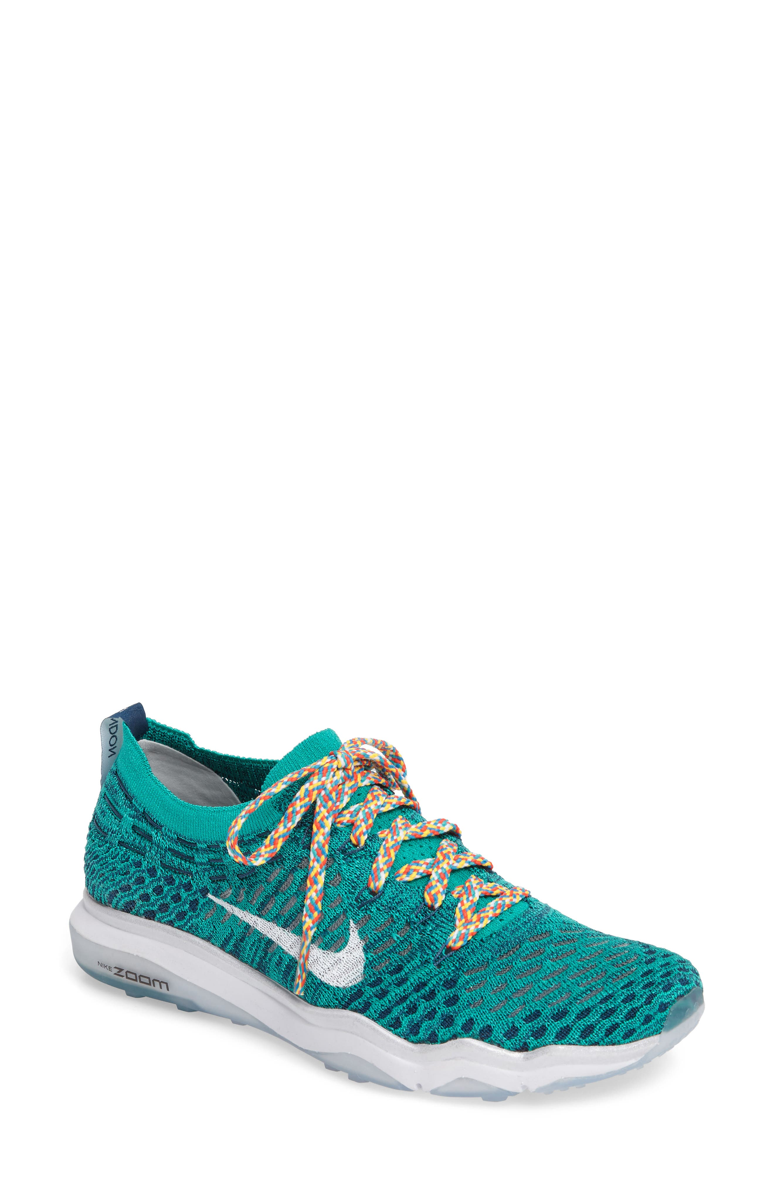 Nike Zoom Fearless City Flyknit Training Shoe (Women)