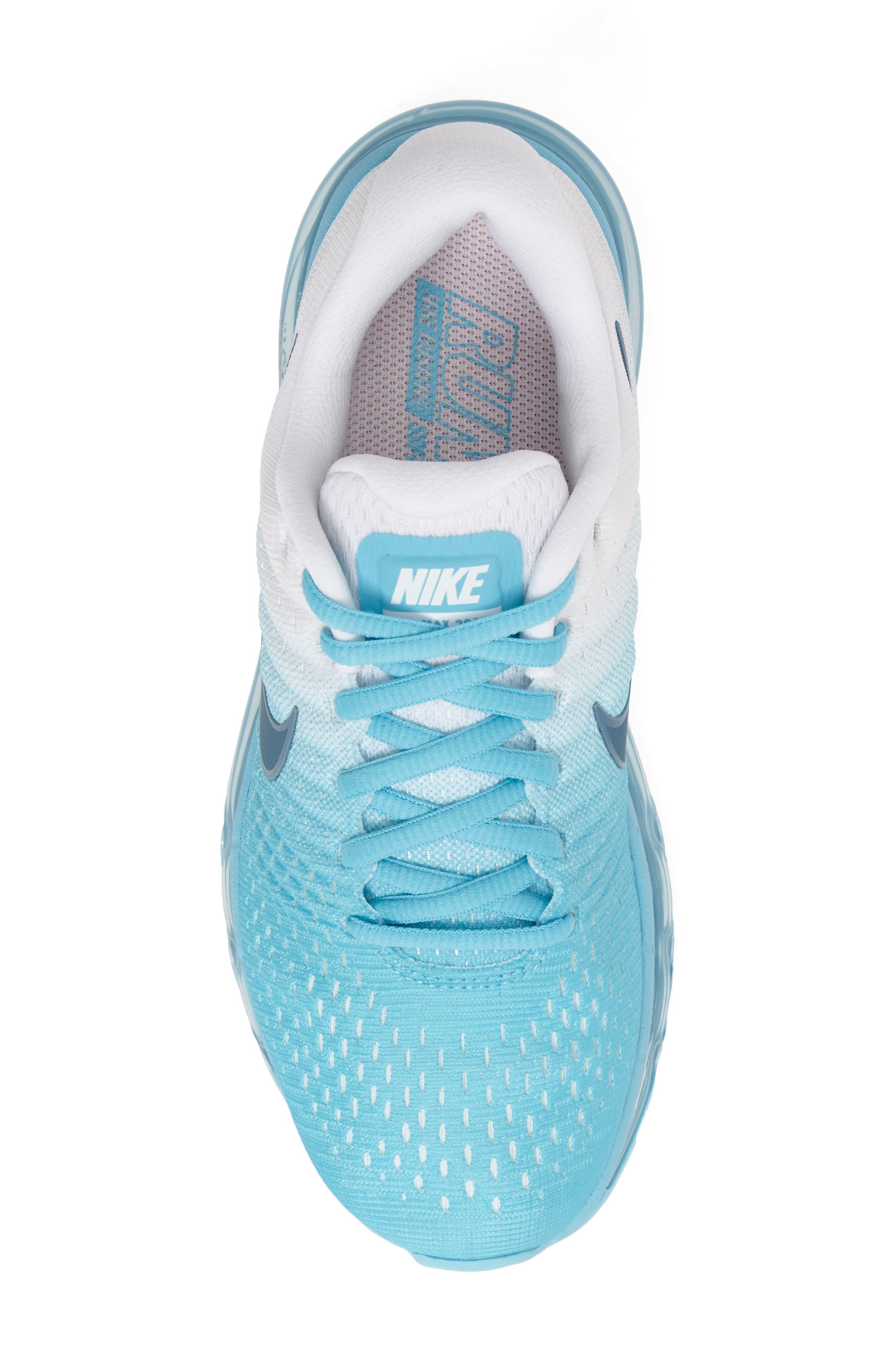 Alternate Image 5  - Nike Air Max 2017 Running Shoe (Women)